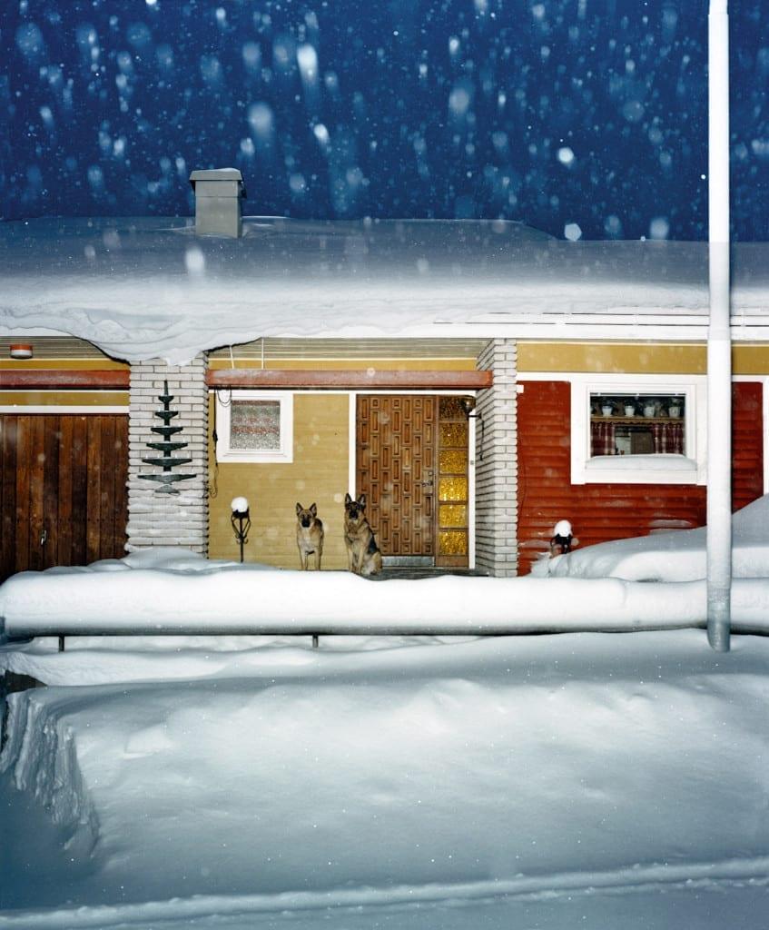 From the series Vinter, Kiruna, Sweden, 2004