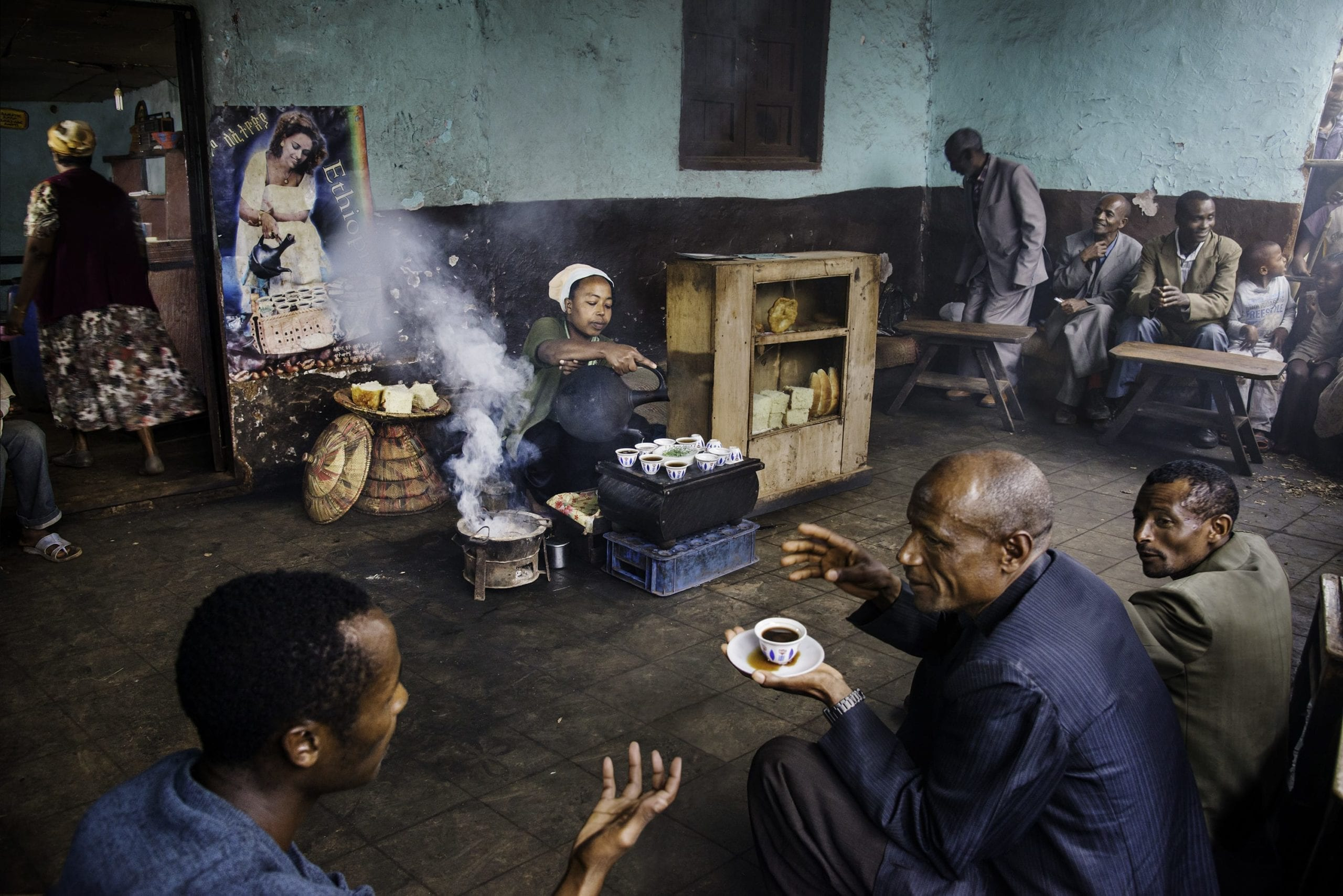 mccurry steve coffee ritual meaning photograph photographs ethiopia important afghan things amaro prepares print region woman bjp british