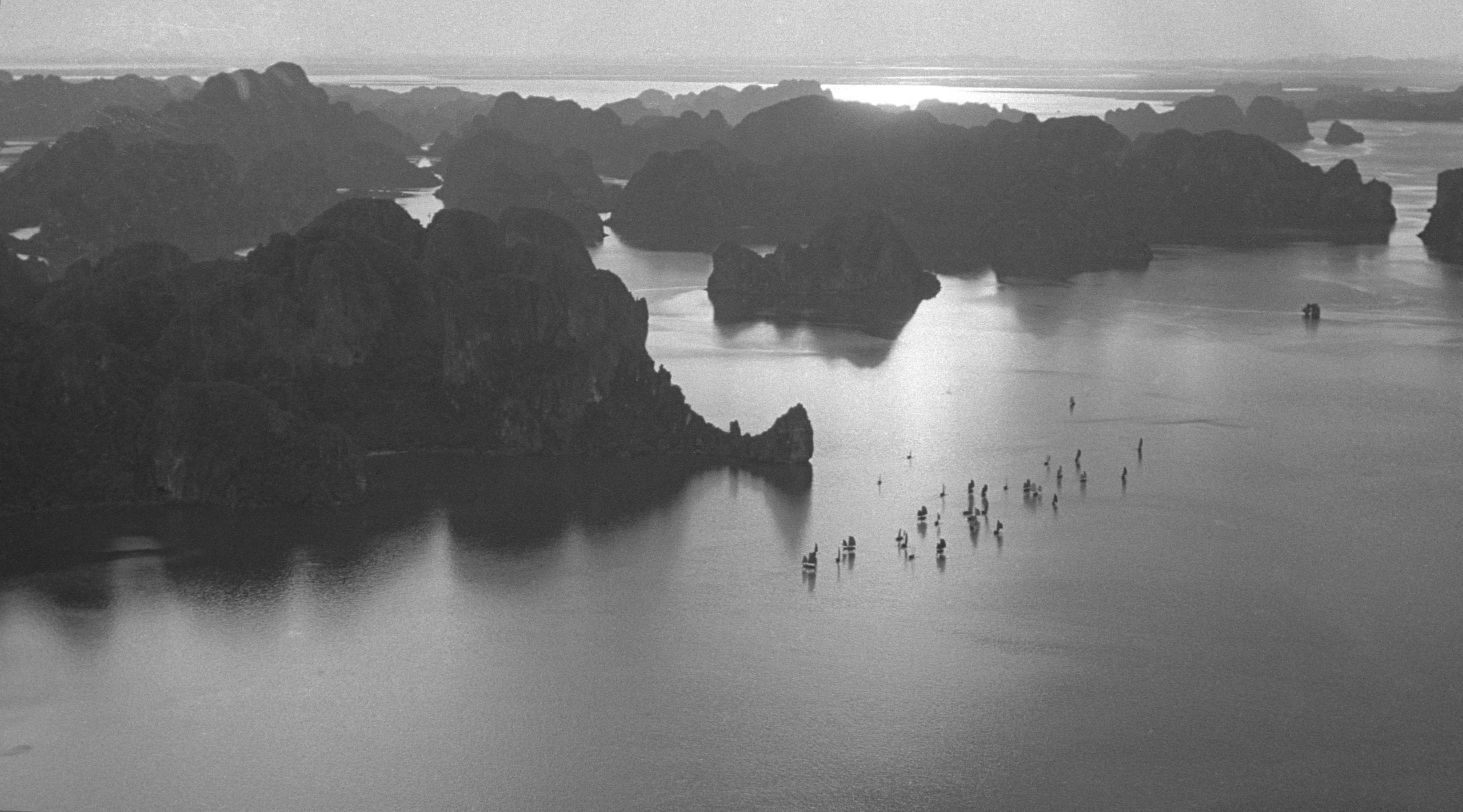 Ha Long Bay, Vietnam, 1963 © Raymond Cauchetier