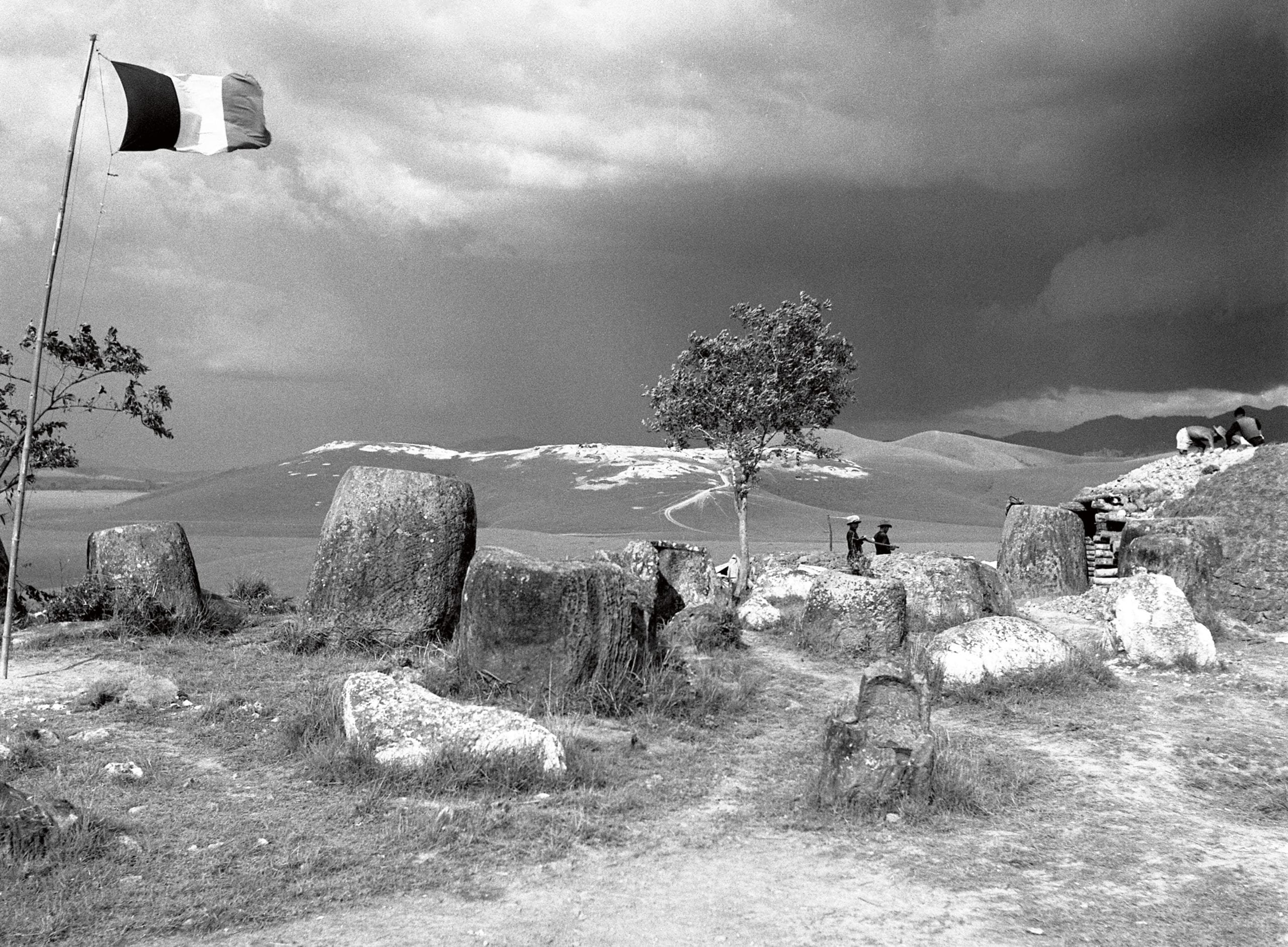 Landscape © Raymond Cauchetier