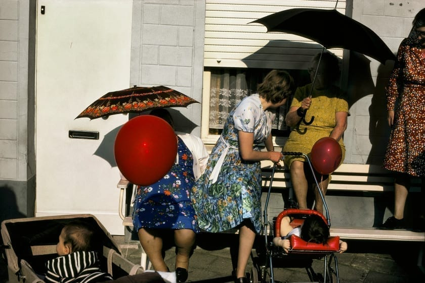 Boom, Belgium, 1988. © 2015 Harry Gruyaert / Magnum Photos.