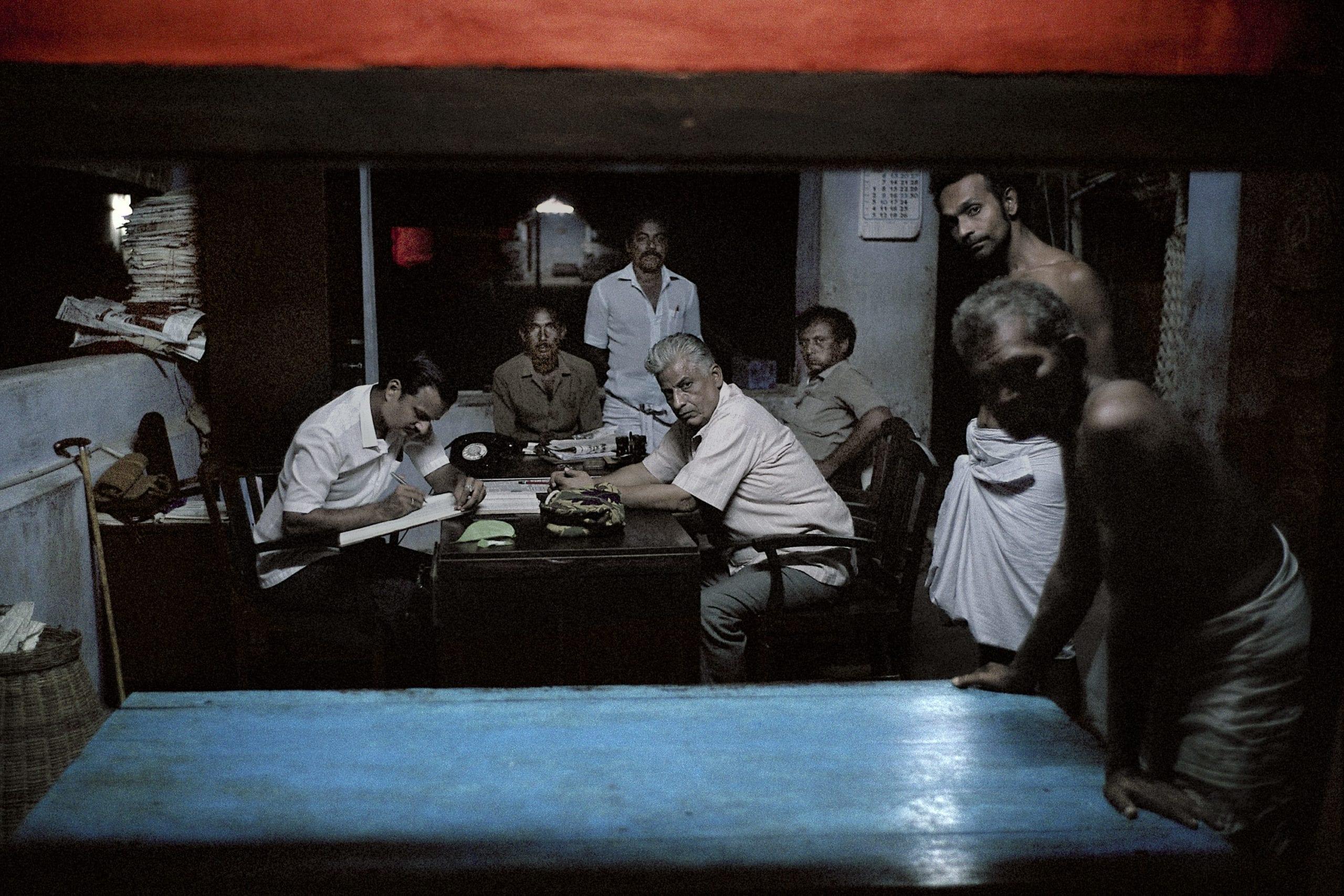 Kerala, India, 1989. © 2015 Harry Gruyaert / Magnum Photos