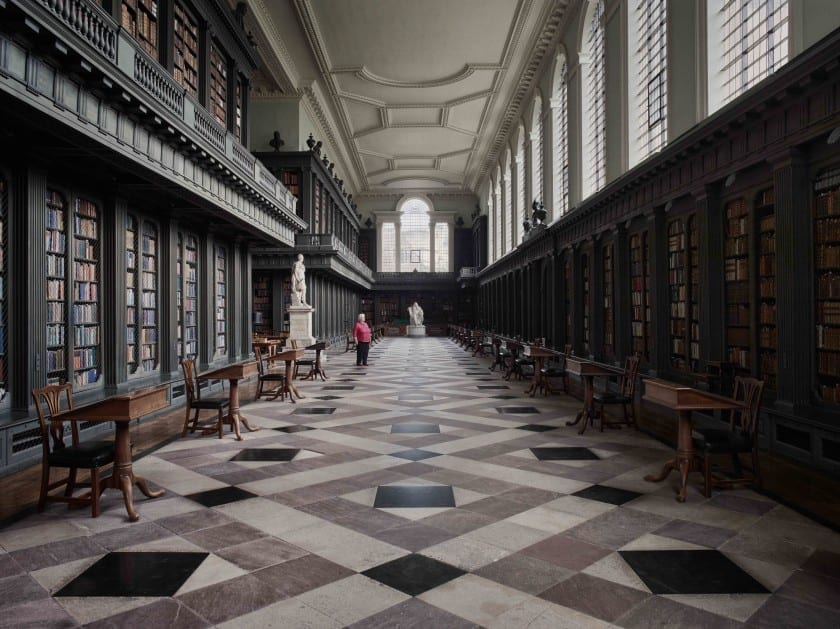 Norma Aubertrine-Potter, The Codrington Library, All Souls College