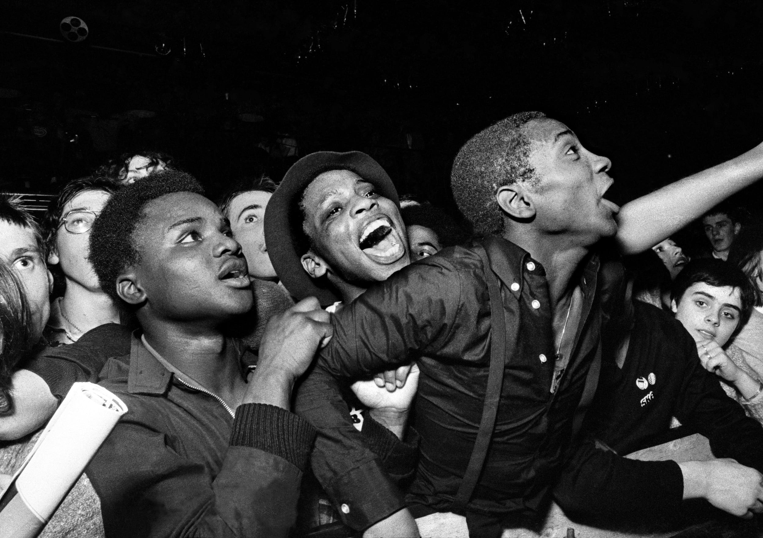 RAR Carnival Against the Nazis Leeds, 1981 © Syd Shelton