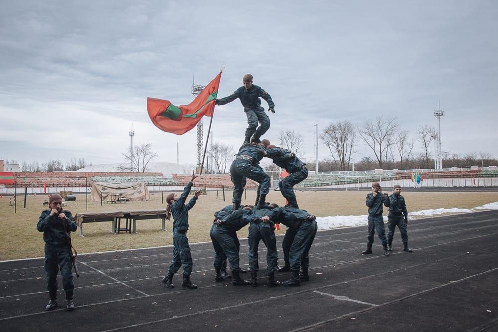 Transnistria Conglomerate © Anton Polyakov