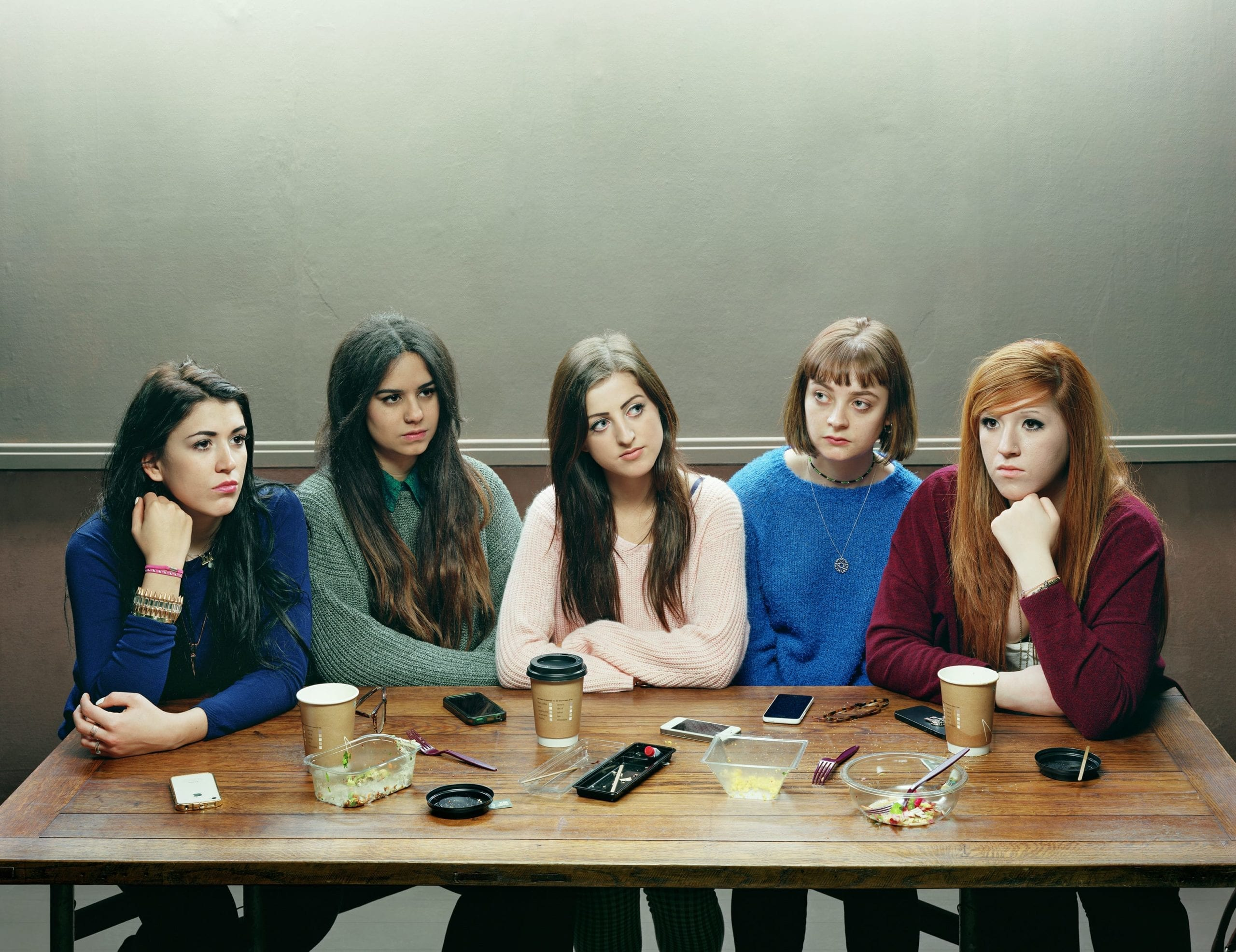 Five Girls 2014 by David Stewart © David Stewart
