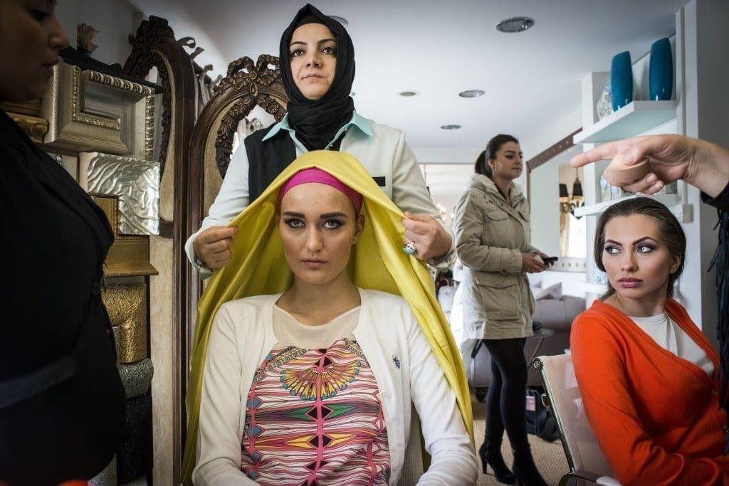 Girls in istambul
