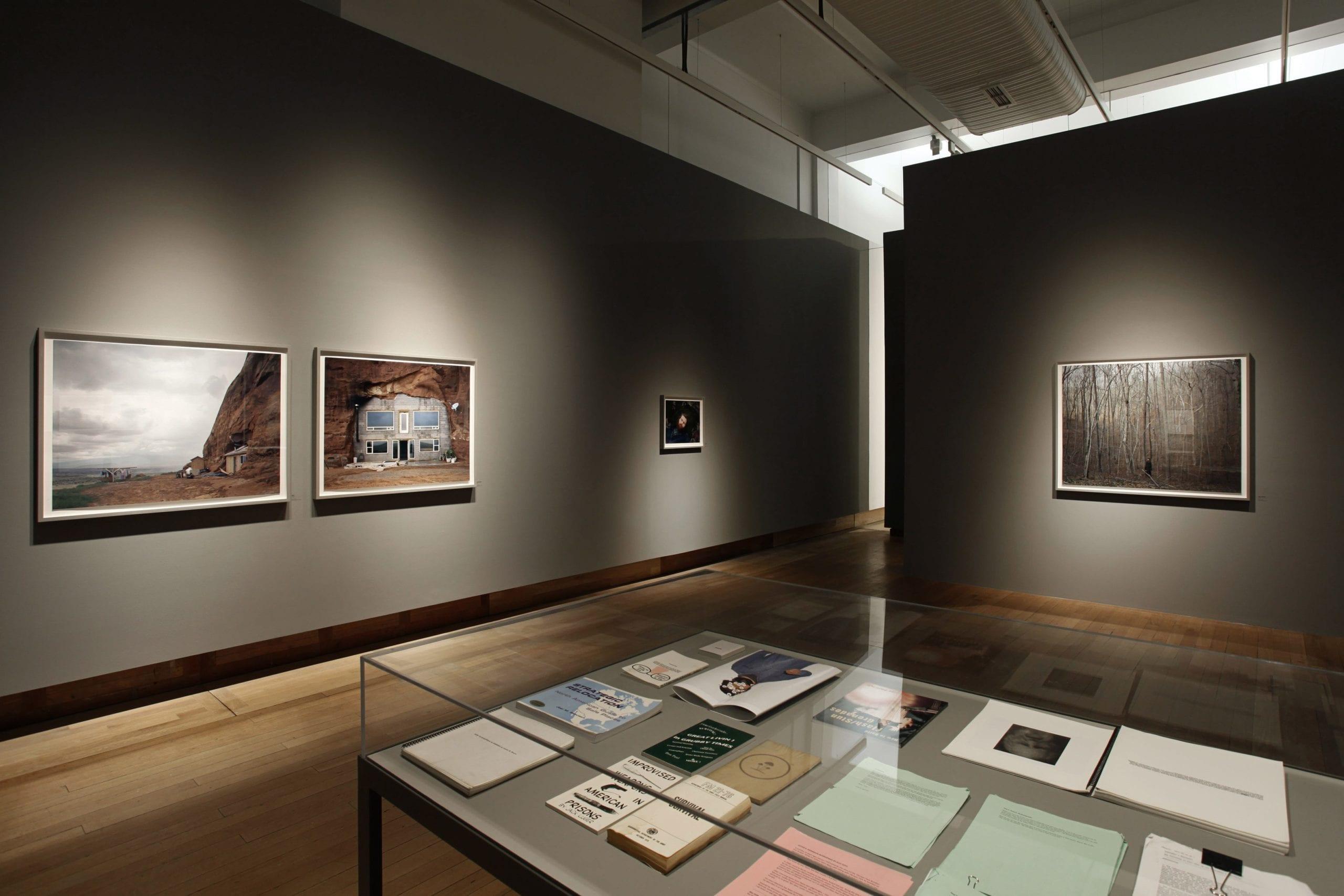 Alec Soth exhibition © Kate Elliott, courtesy Science Museum