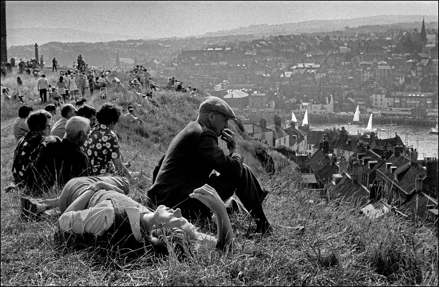 Whitby, Yorkshire © Ian Berry/Magnum