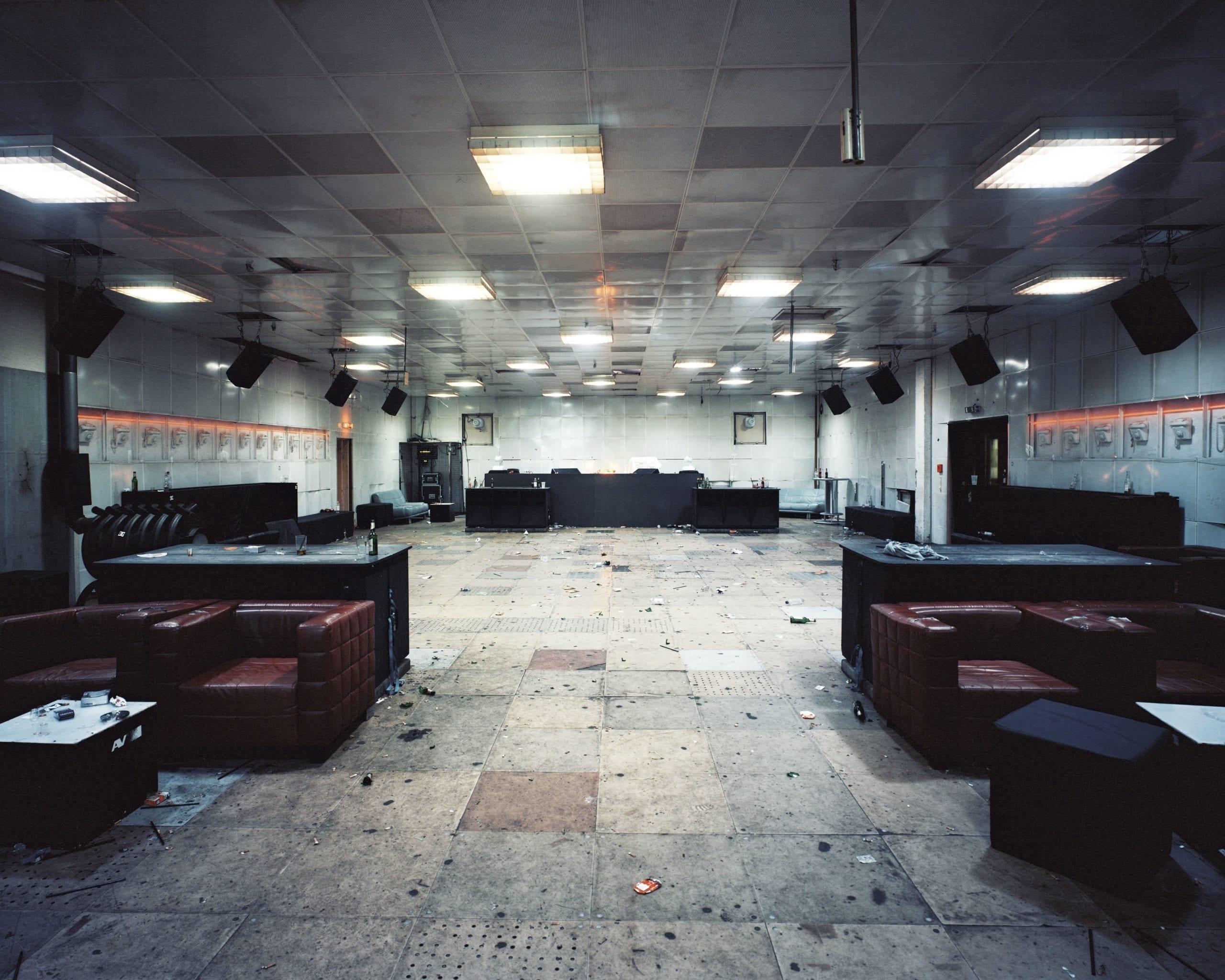 Rechenzentrum, Berlin, 2009