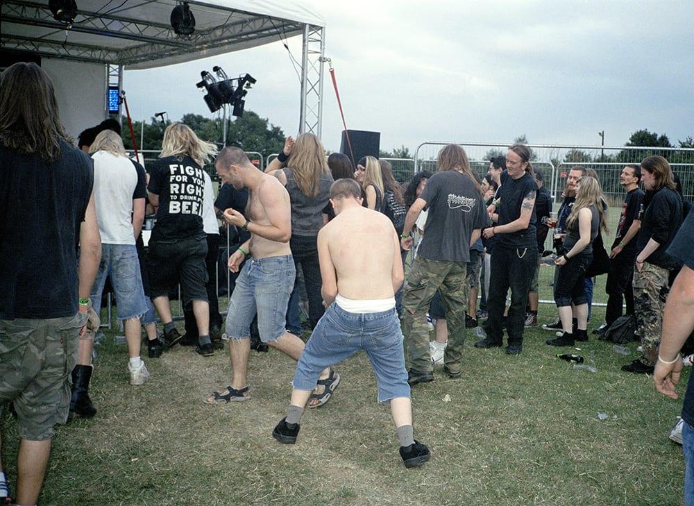 meet metalheads online