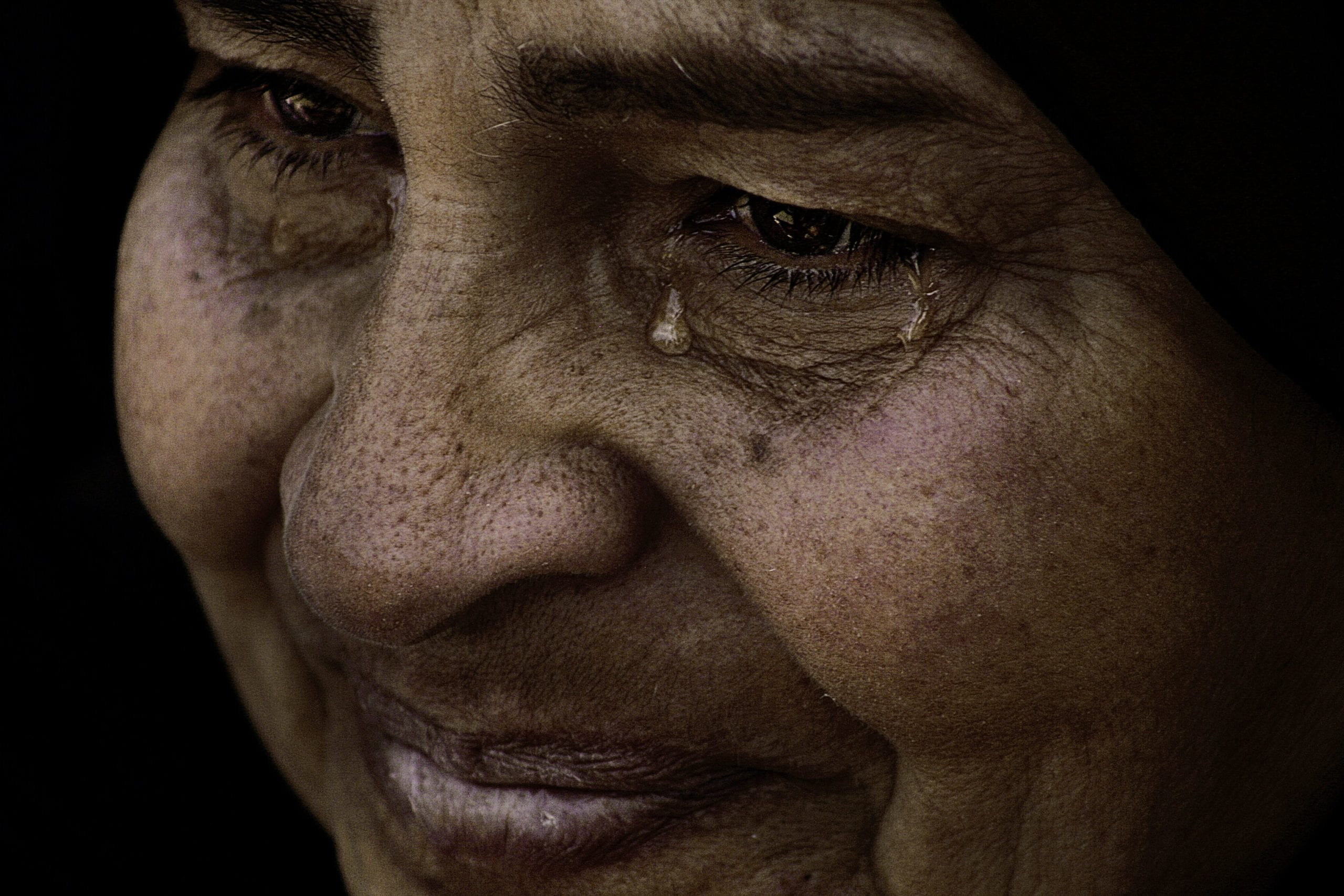 Faces of a Revolution #7: Safeya's Tears February 22, 2012 Cairo, Egypt