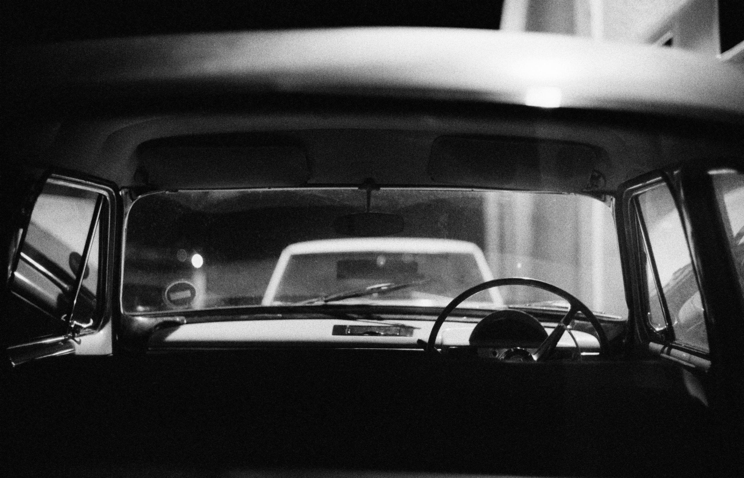 Back Seat, 2000 © Mary McCartney