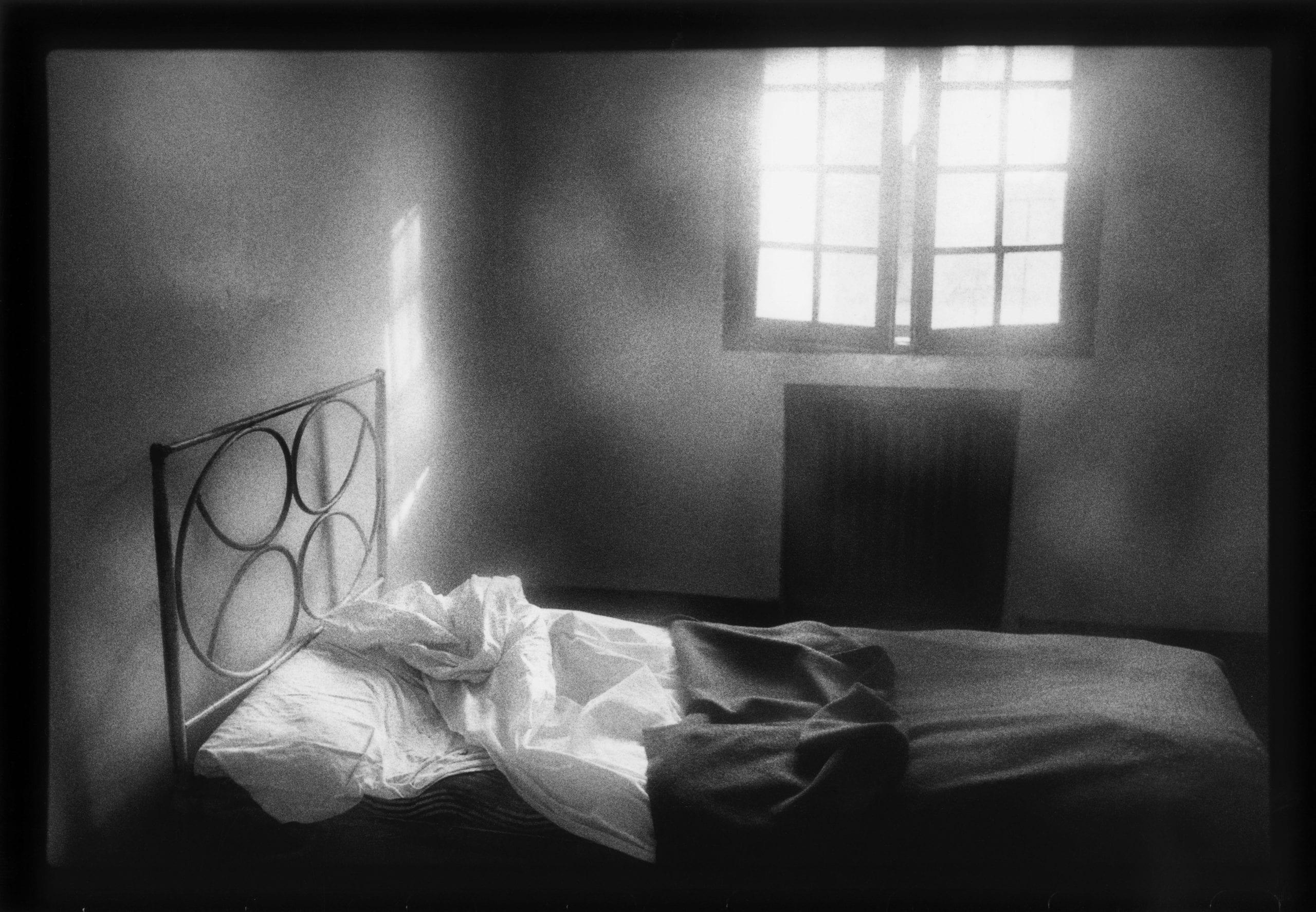 San Clemente psychiatric hospital, Venice. 1979 © Raymond Depardon/Magnum Photos