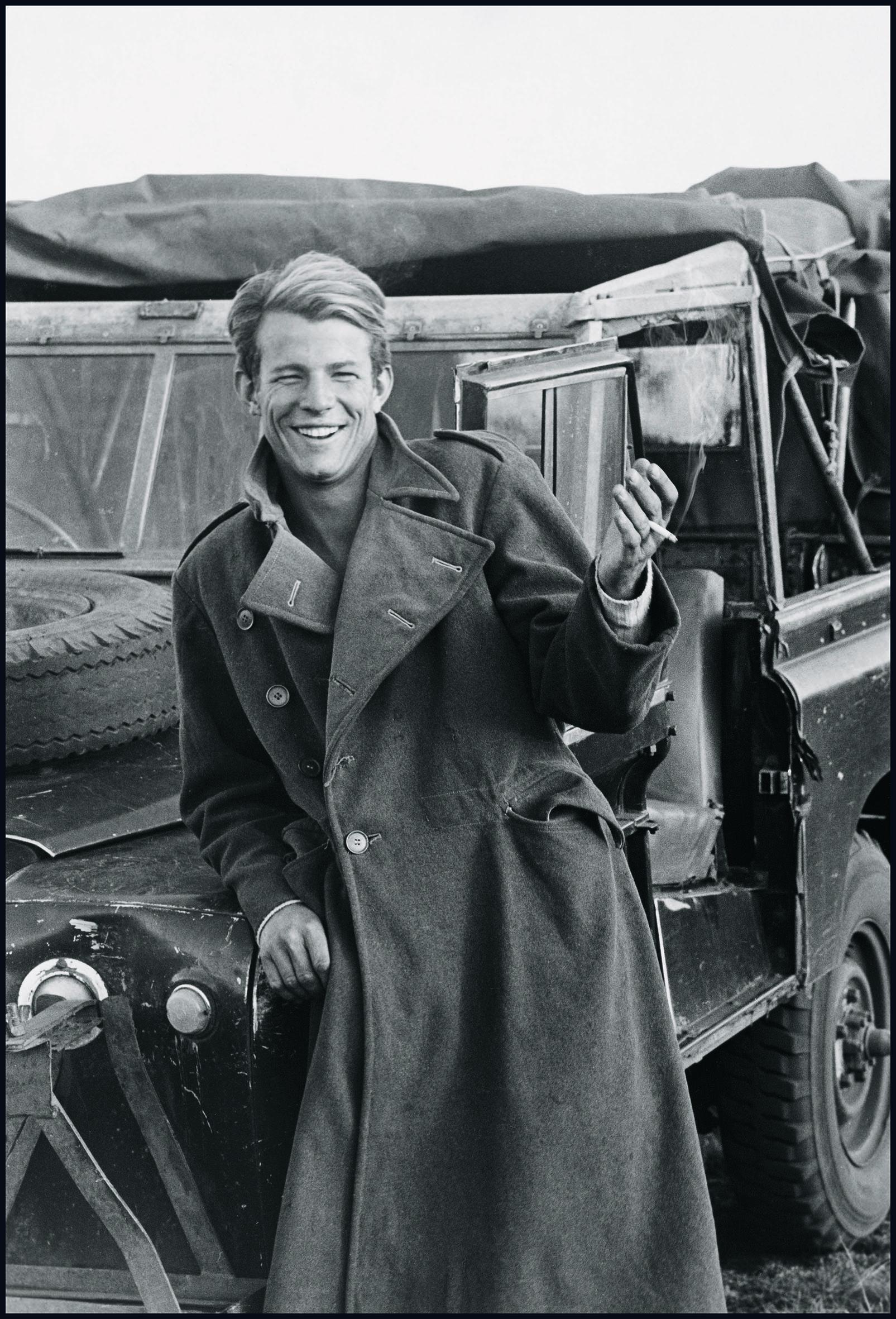 Peter Beard, Aberdare Moorlands, Kenya, 1966