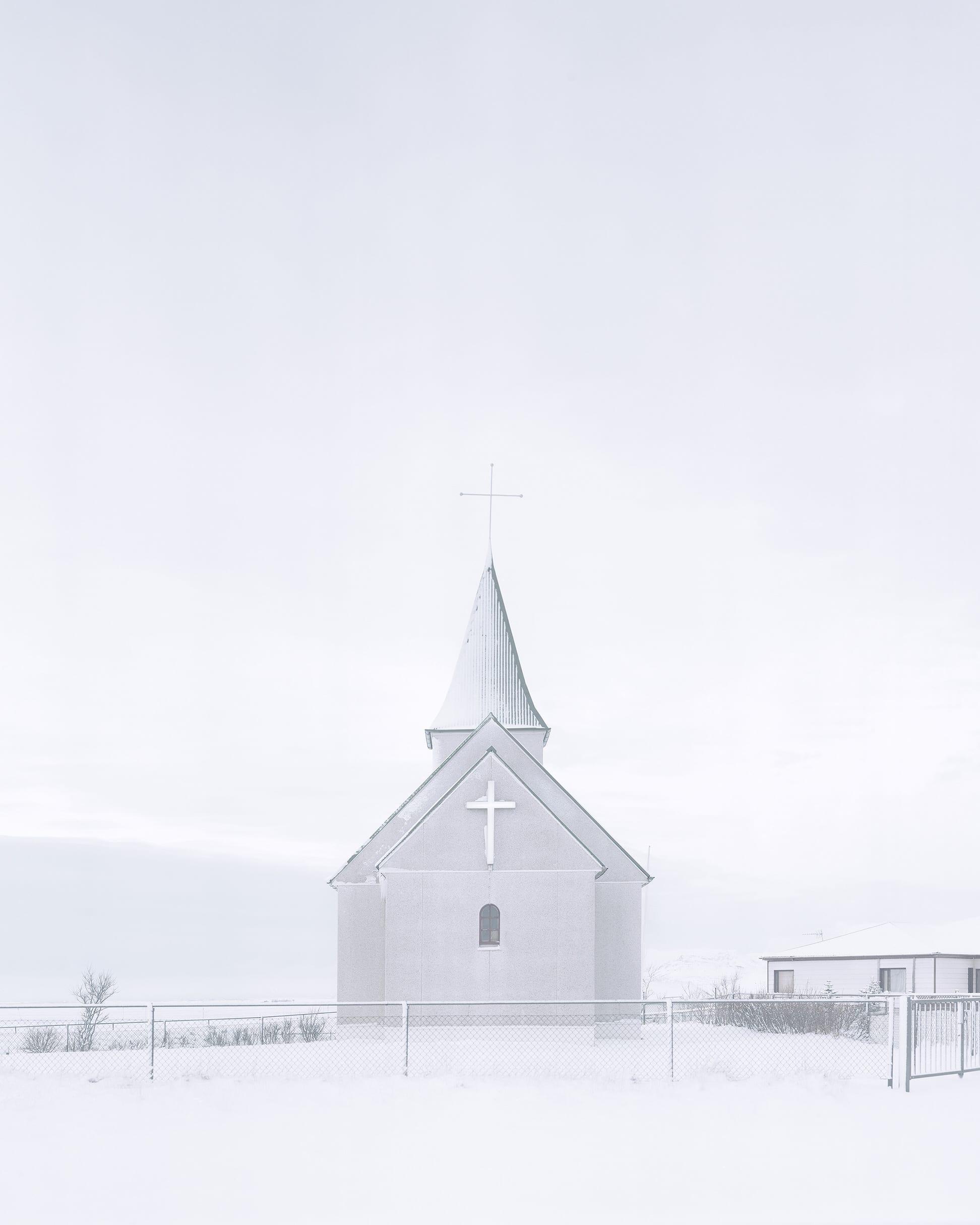 Gudjon's Church © Jack Latham