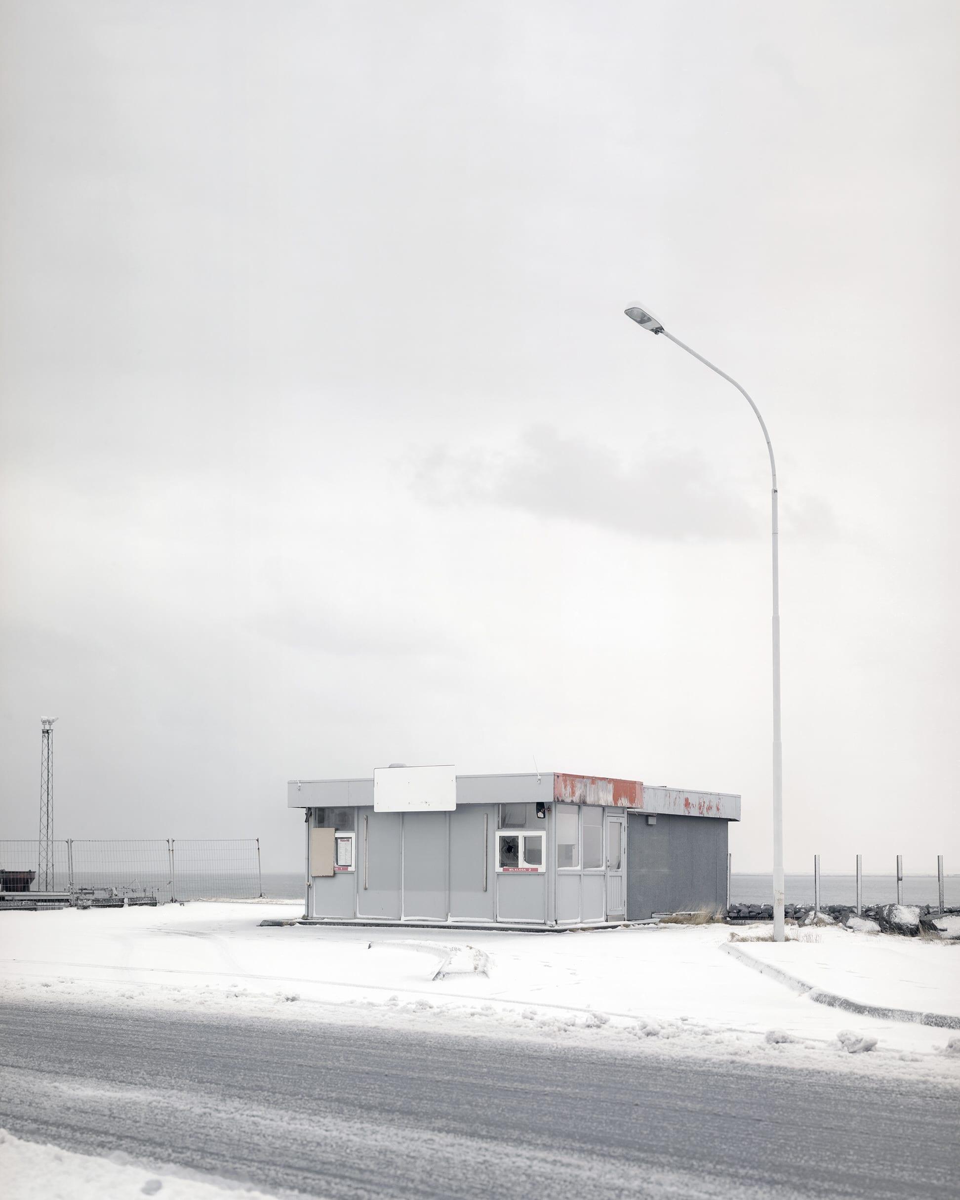 Harbour Cafe (Keflavik), 2014 © Jack Latham