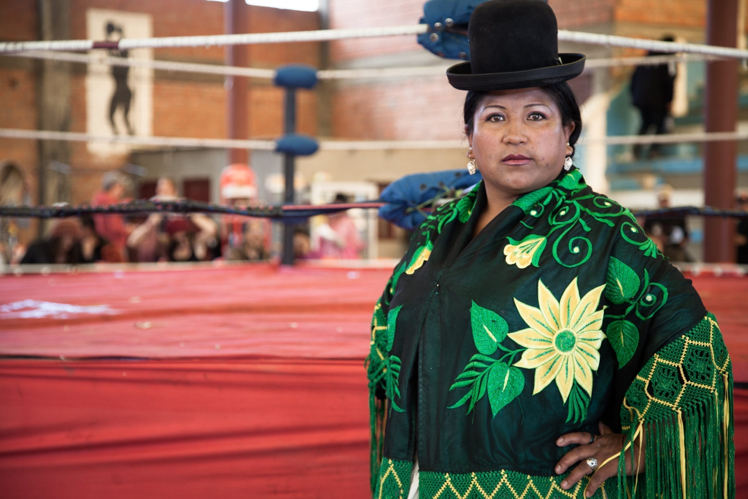 Las Valkyrias de Bolivia – the women wrestlers of La Paz ...