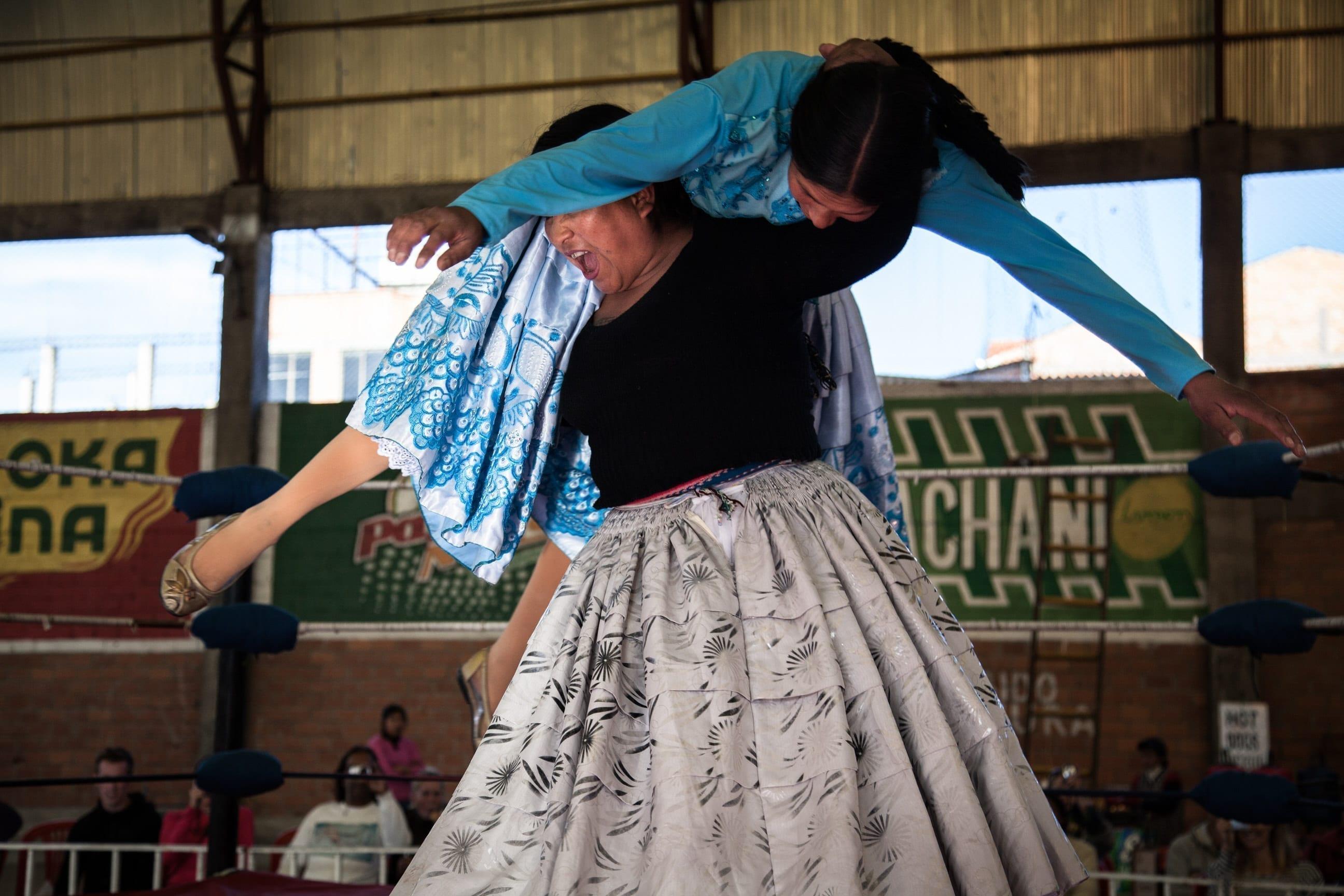 Las Valkyrias de Bolivia - Riccardo Bononi-7