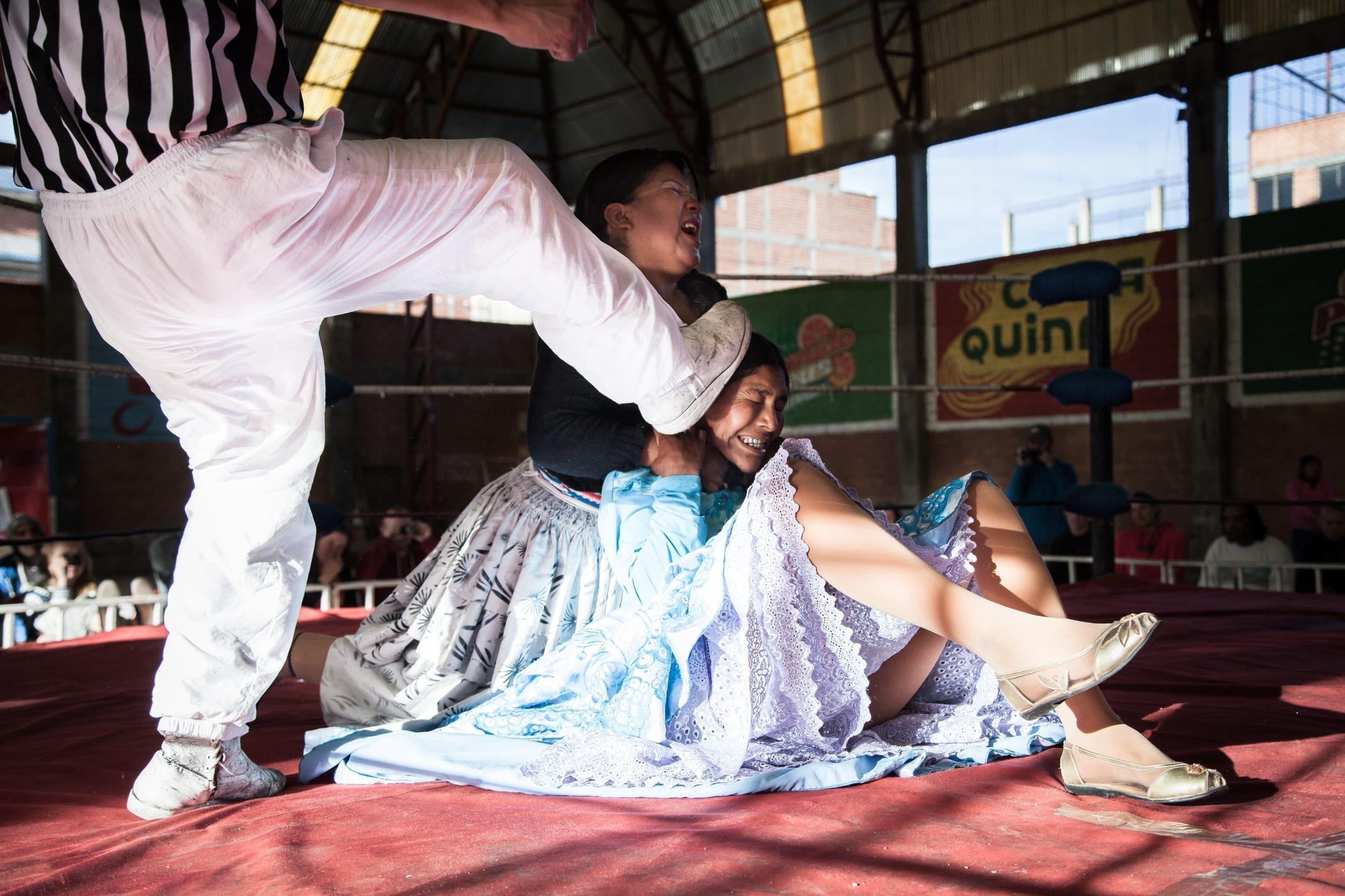 Las Valkyrias de Bolivia - Riccardo Bononi-9