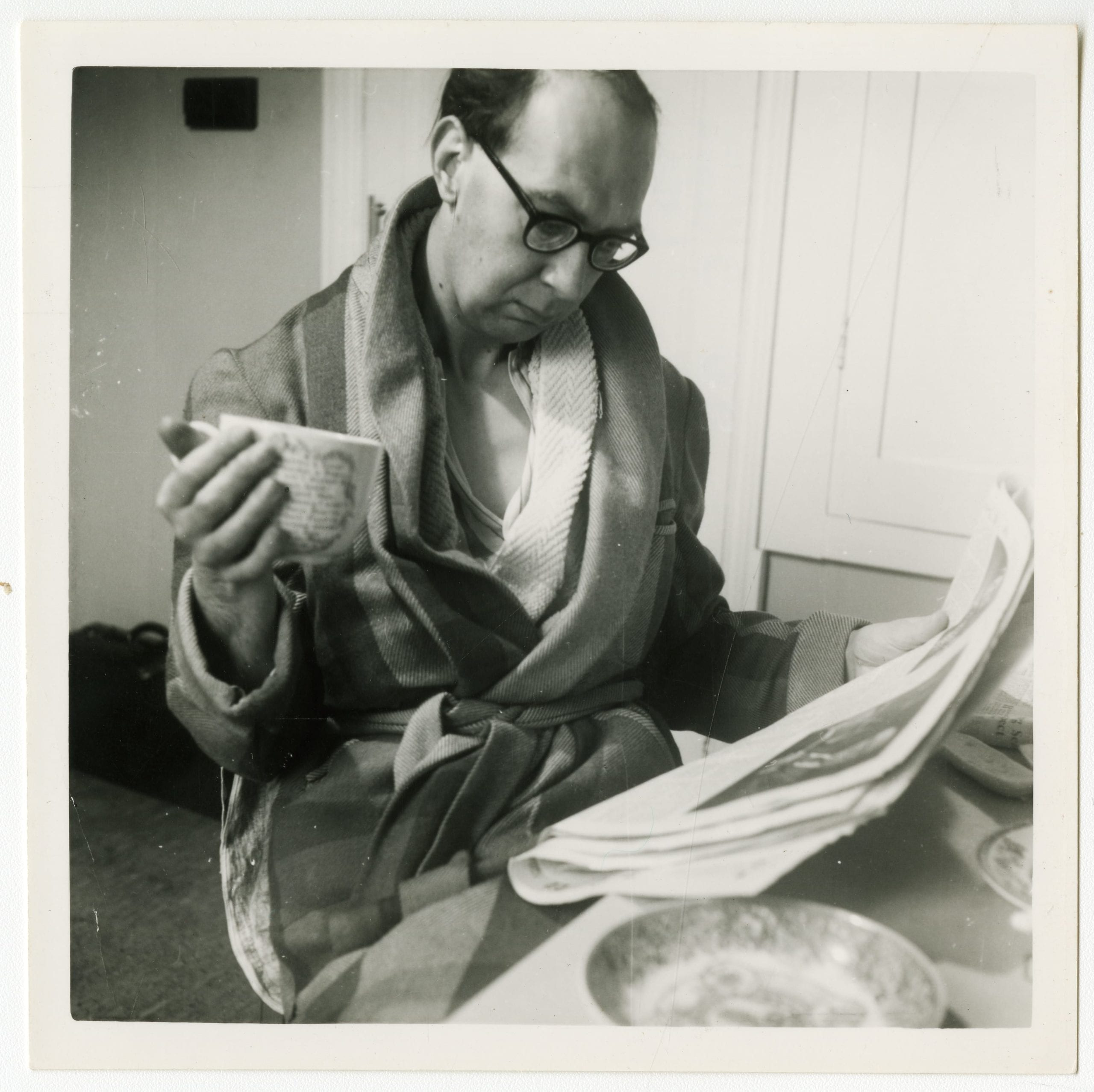The Importance of Elsewhere pg194b pic (c) The Estate of Philip Larkin