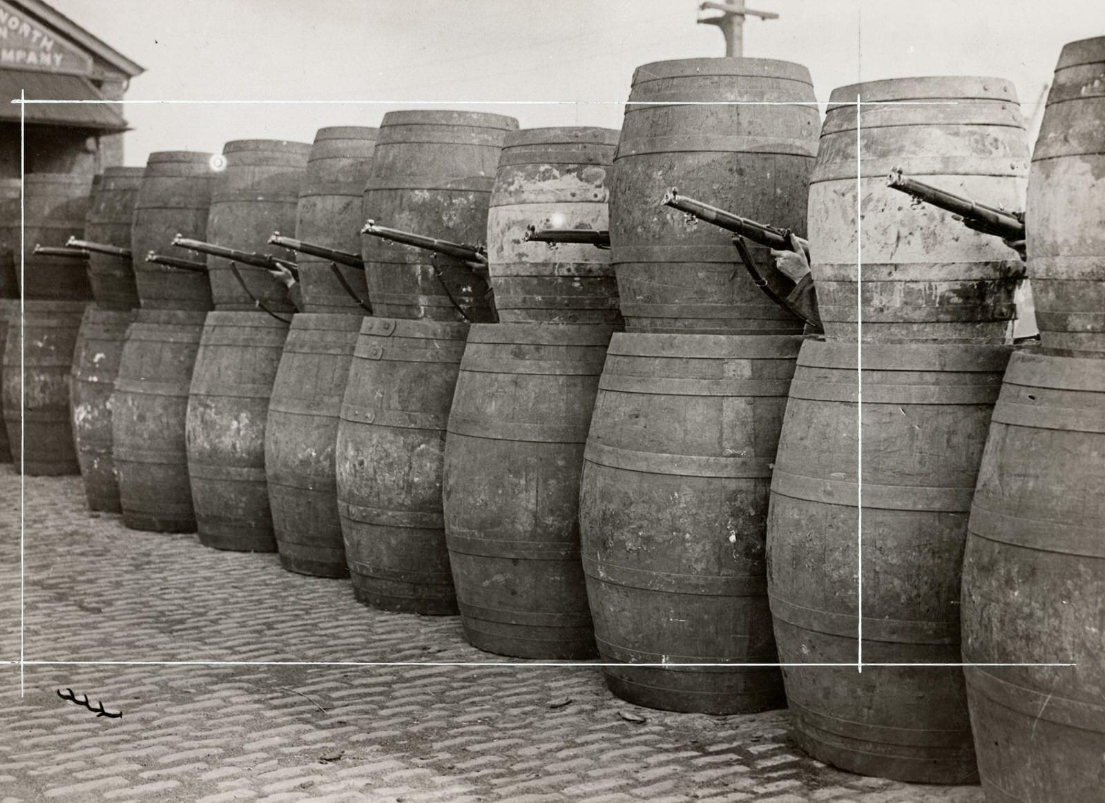 Historic photojournalism depicting the growth of Irish nationalism
