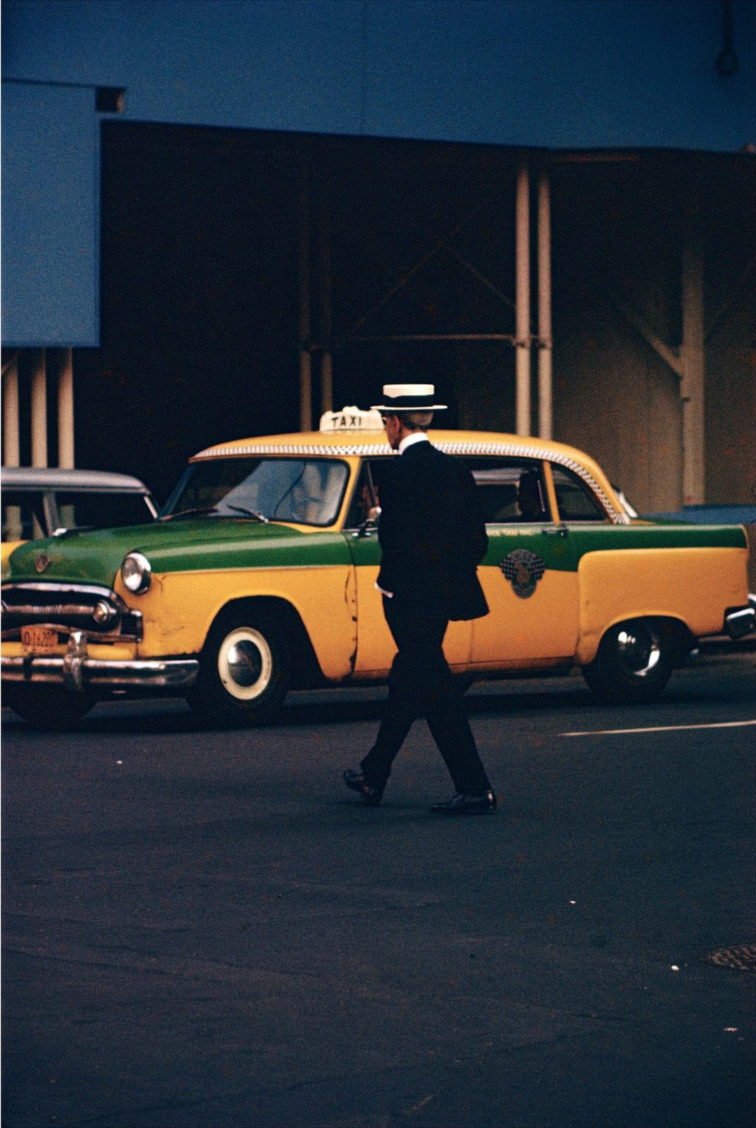 Straw Hat, ca. 1955