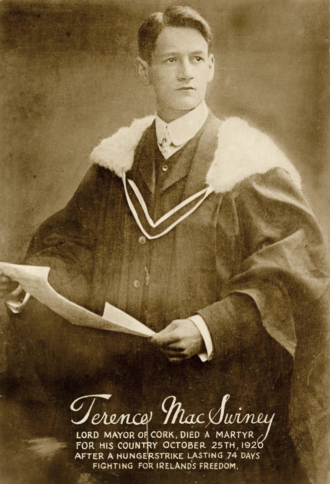 Terence MacSwiney, 1907