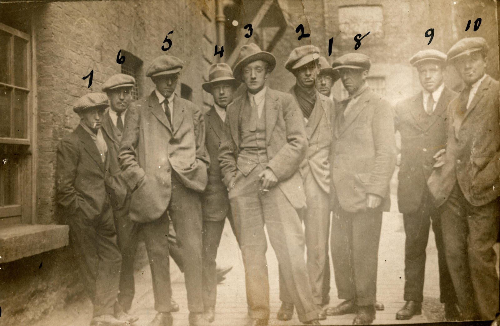 The Cairo Gang, 1920