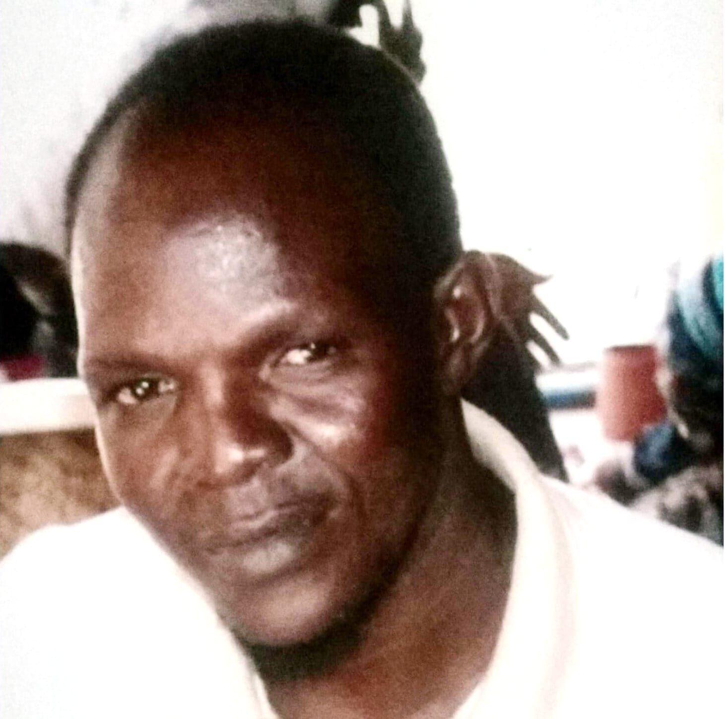 Mahamadi Ouédraogo who was killed along with photographer Leila Alaoui in the Al Qaeda attack in Ougadougou Burkina Faso, on Friday 15 January 2016. He had worked with Amnesty since 2008 as a driver.