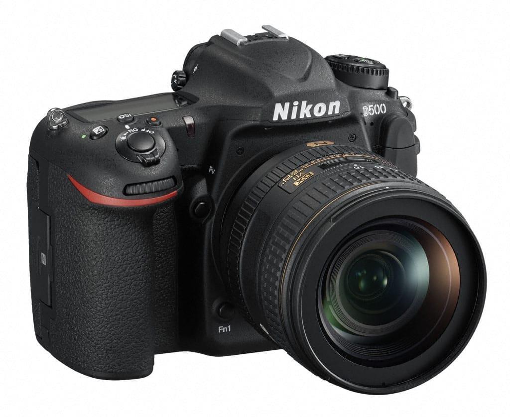 Nikon launch new DX-format digital SLR camera D500 – British ...