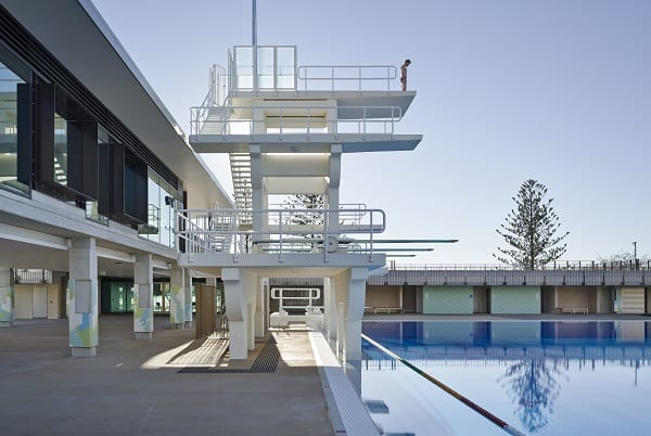 Gold Coast Aquatic Centre Building type: Public Cox Rayner Architects Gold Coast, Queensland, Australia Paypal Transaction ID: 8T727176447499741