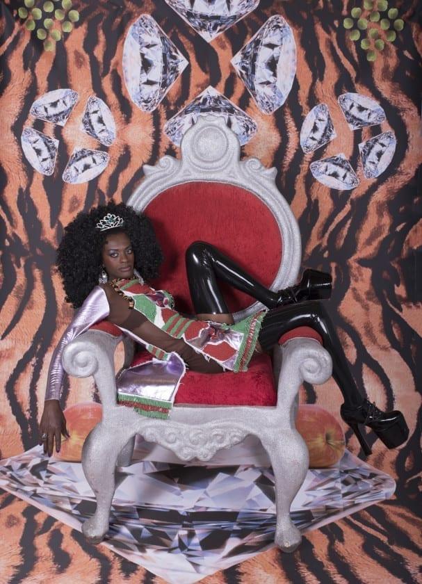 Flavinia - Miss Africa Dream Picture