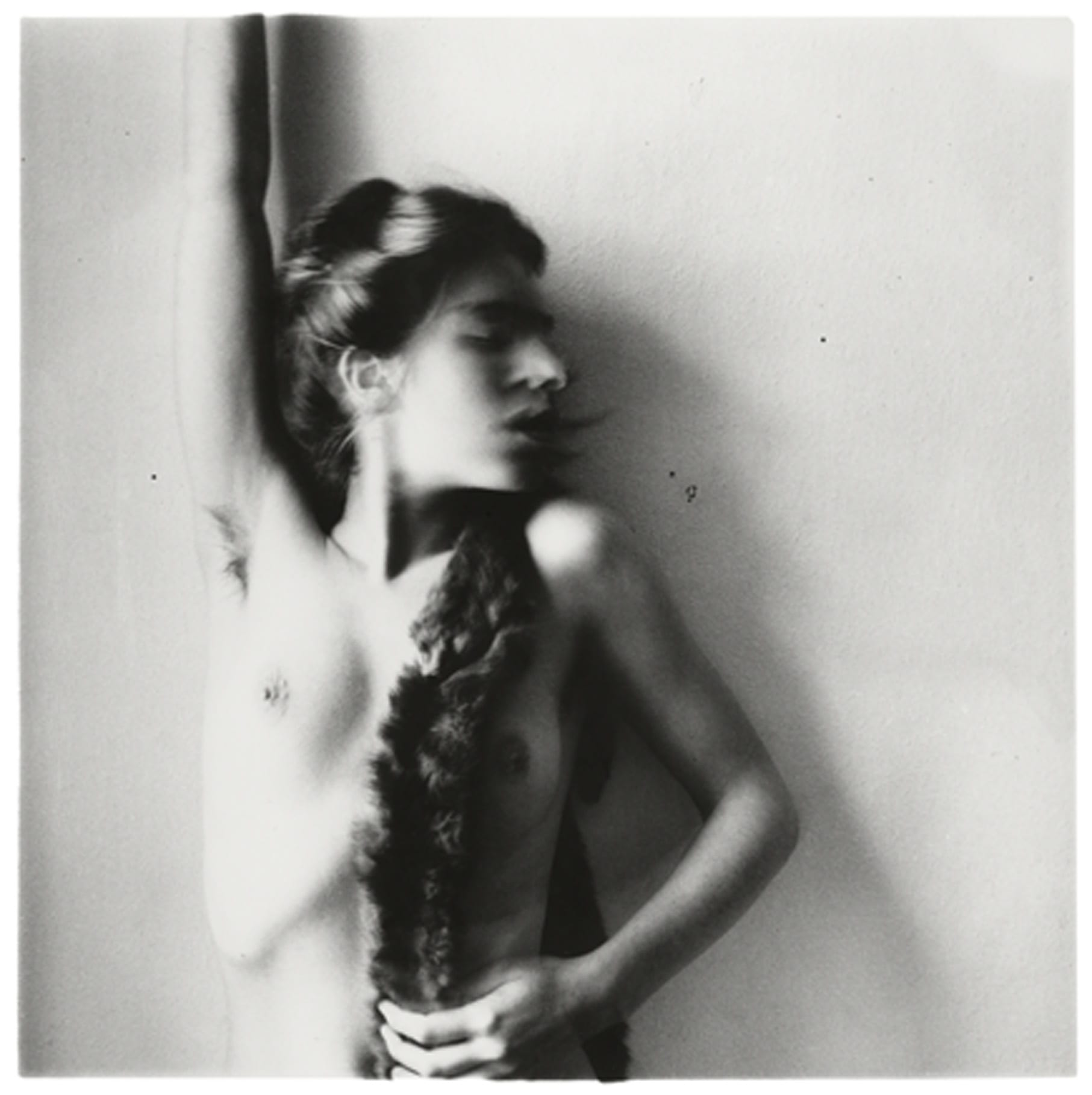 Francesca Woodman, Untitled, MacDowell Colony, Peterborough, New Hampshire, 1980 © George and Betty Woodman NB: No toning, cropping, enlarging, or overprinting with text allowed.
