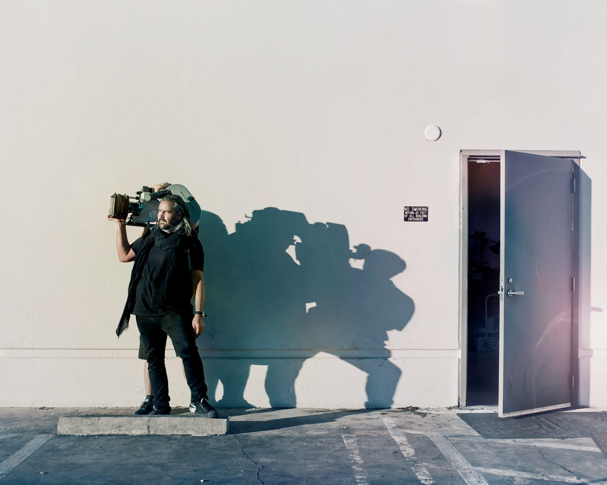 Hoyte von Hoytema, cinematographer