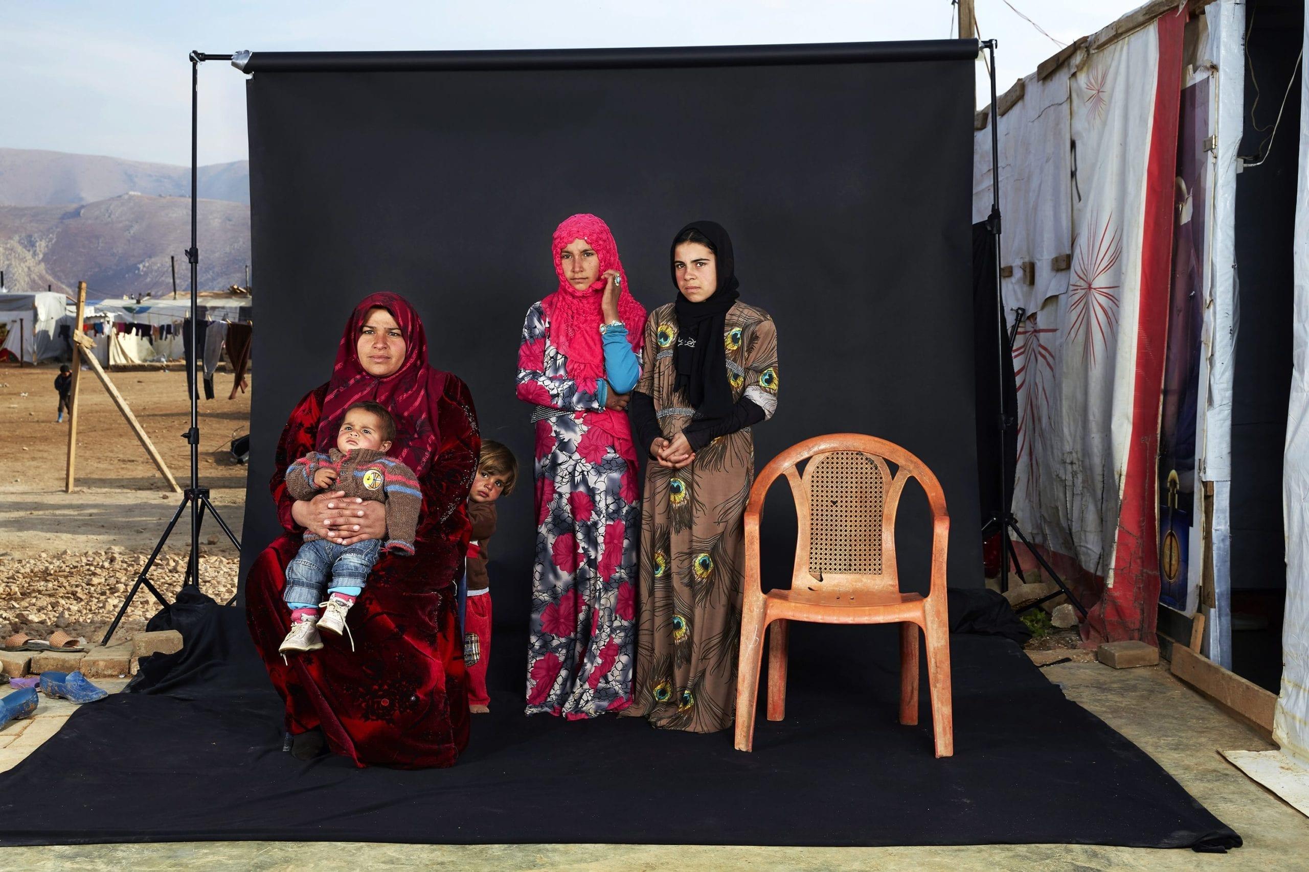 Lost Family Portraits © Dario Mitidieri