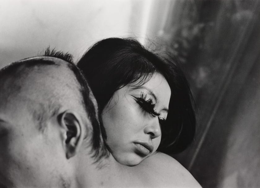Blood and Rose, Tokyo, 1969 Albertina, Vienna; permanent loan of the Austrian Ludwig Foundation for Art and Science ©  Matsu Estate, courtesy | PRISKA PASQUER, Cologne