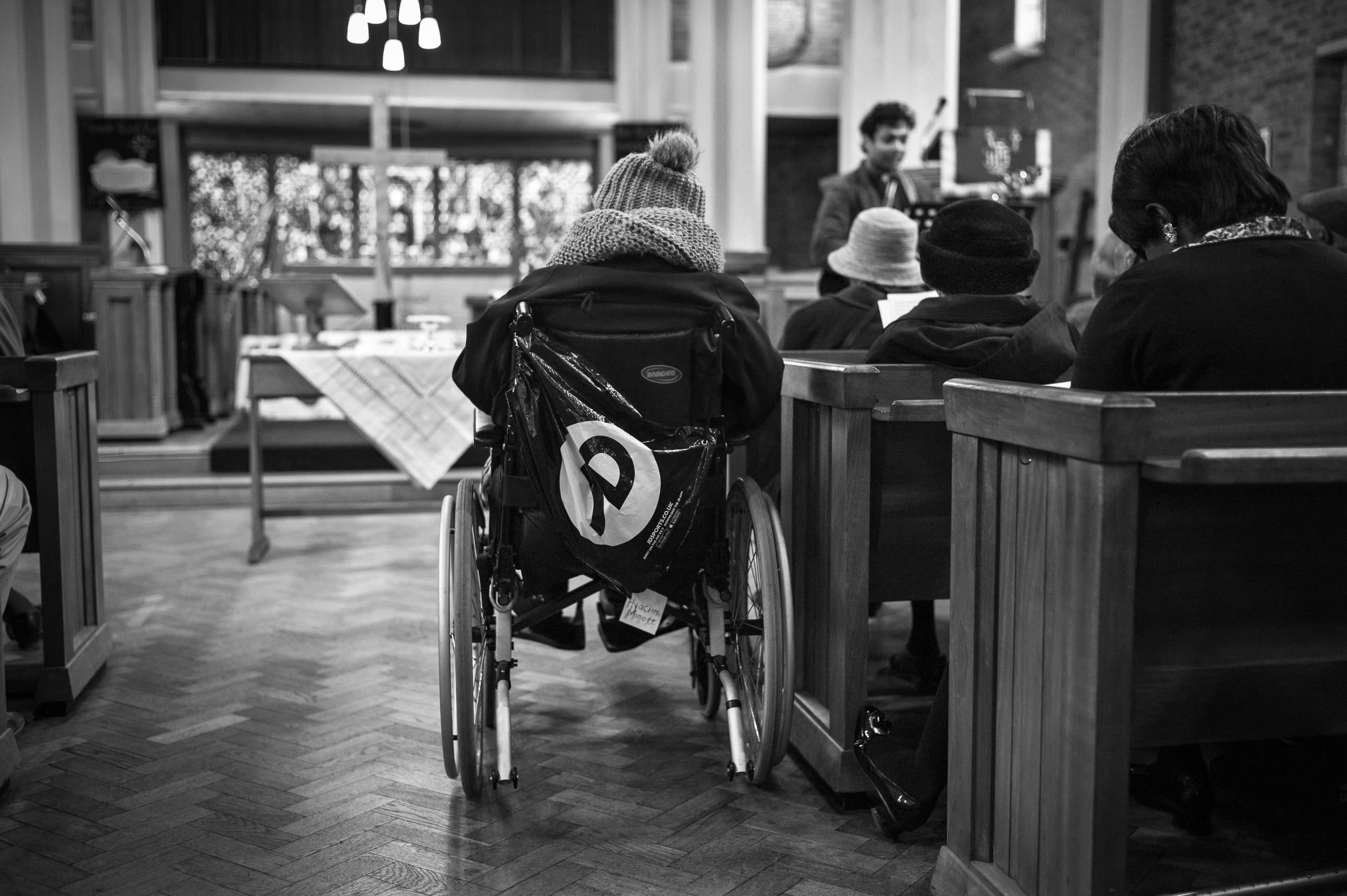 Service for Day Centre visitors