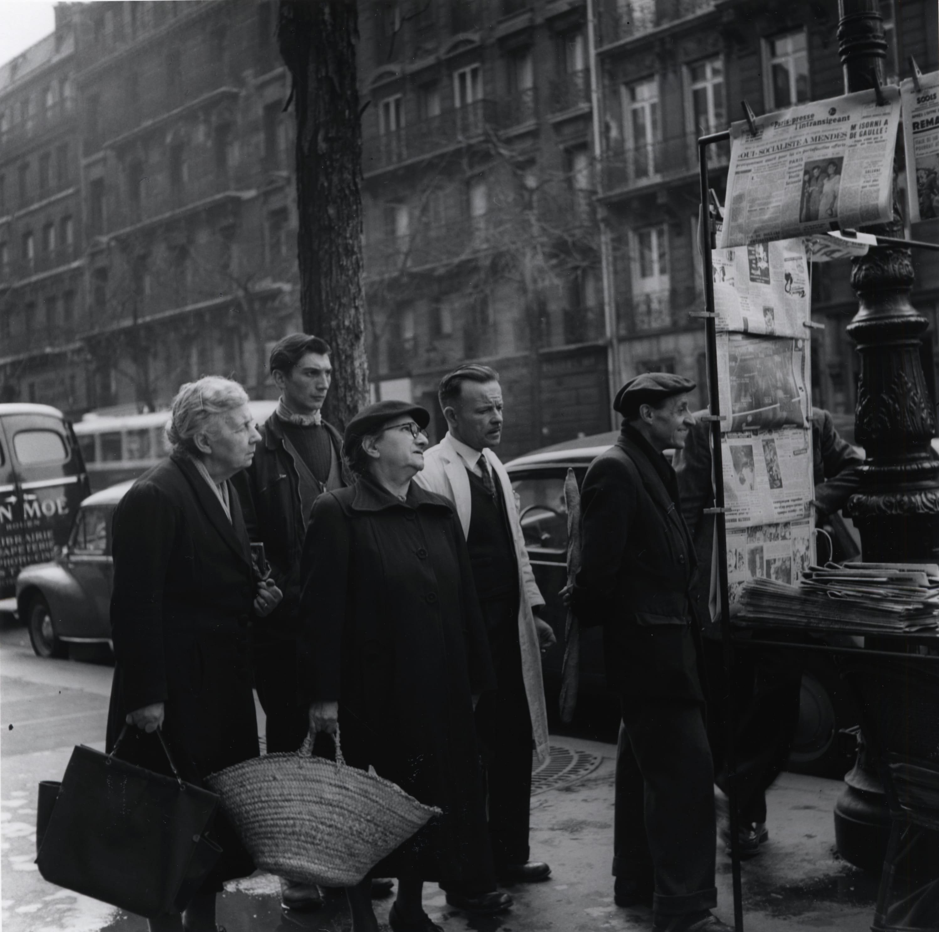 Dorothy Bohm, 'Paris, 1947'