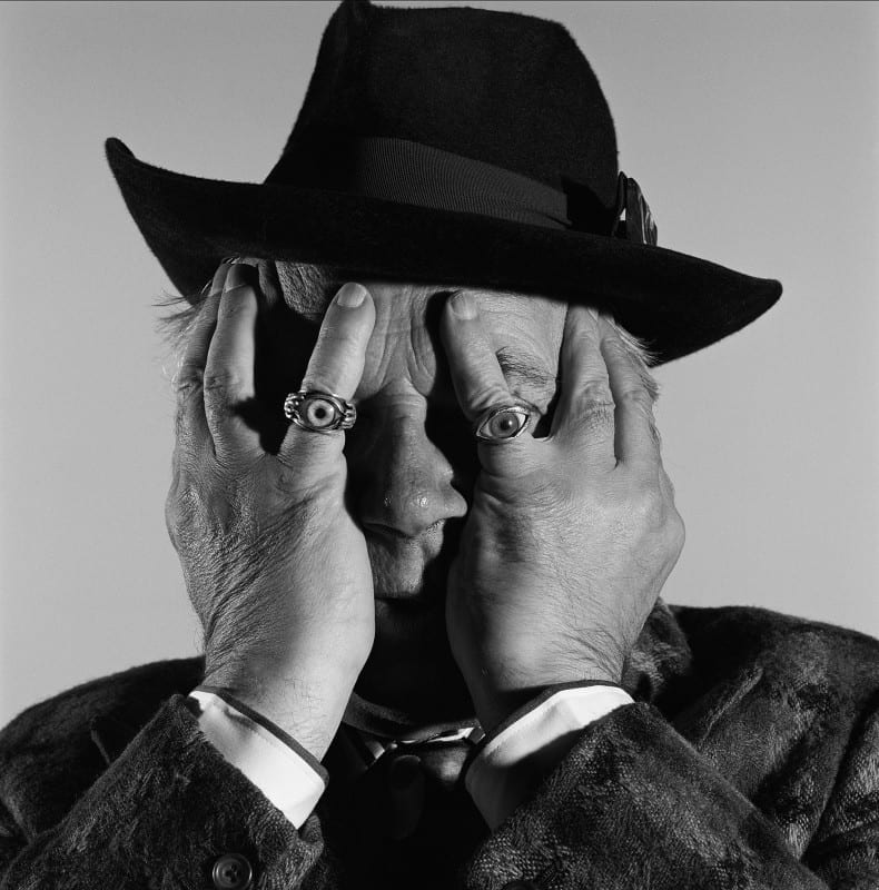 George Melly (c) Brian Griffin