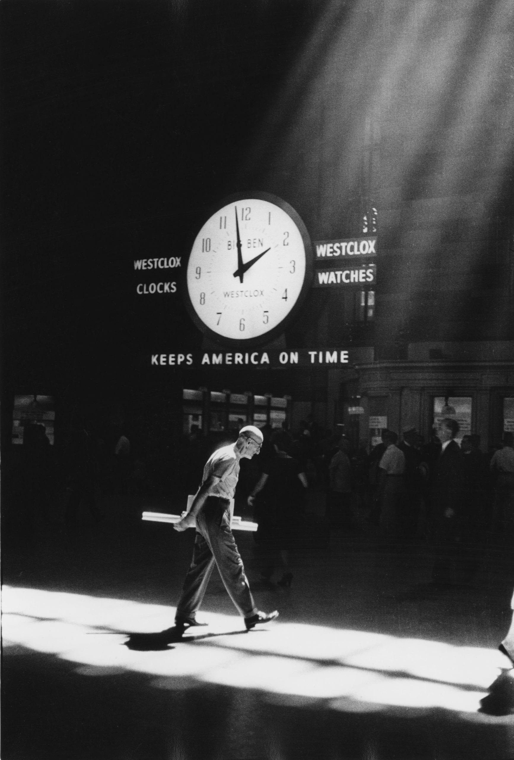Neil Libbert, 'Grand Central Station' 1960