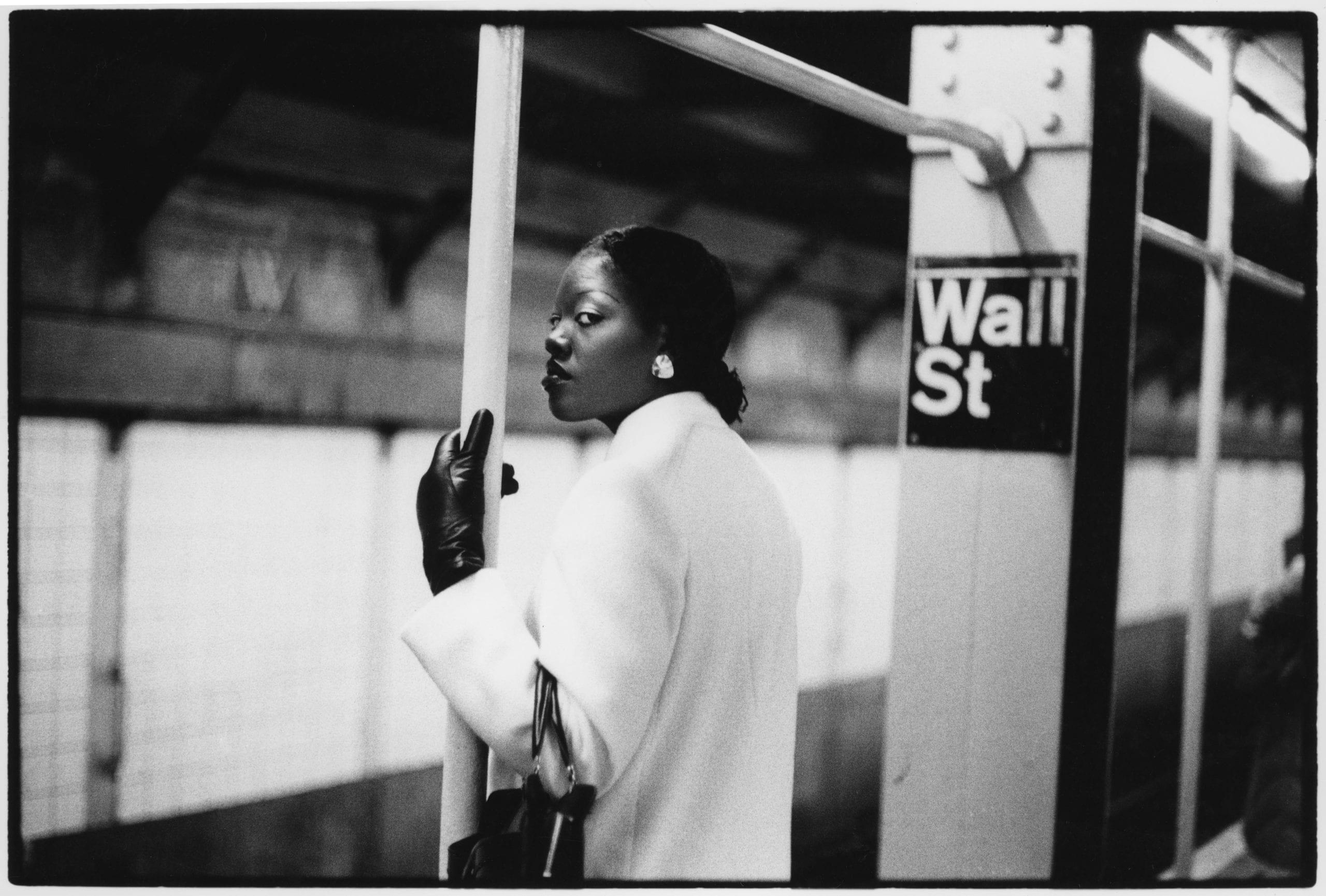 Neil Libbert, 'Wall Street', 1968