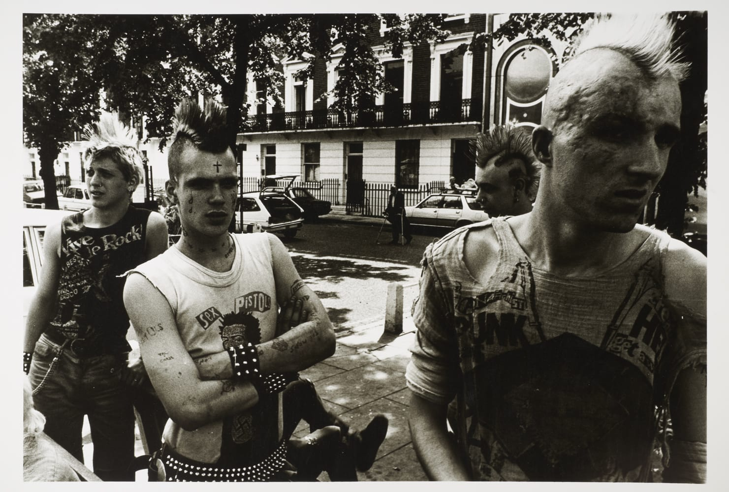 Stomping Ground London Subcultures In The 70s And 80s British Journal Of Photography