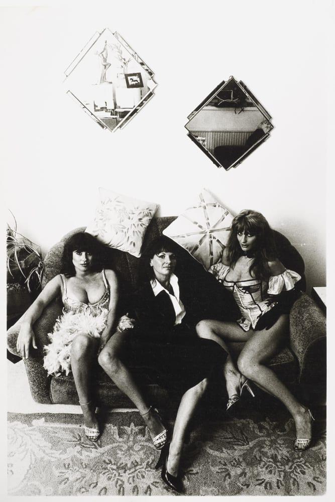 Strip performers 1980-1983