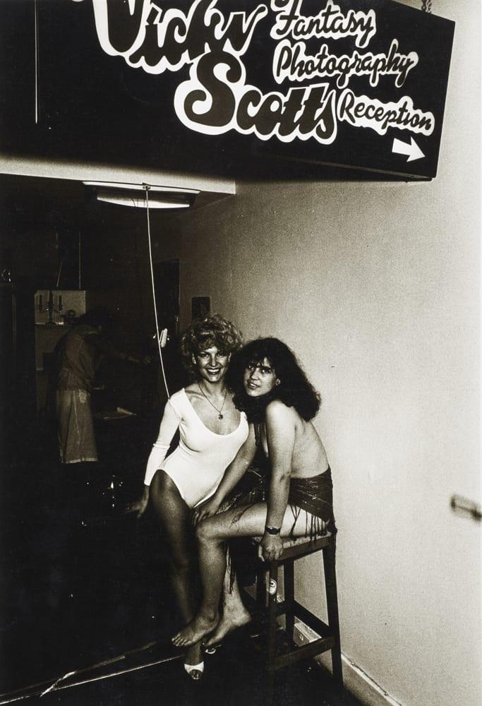 Vicky Scott's Fantasy Photography, 1982
