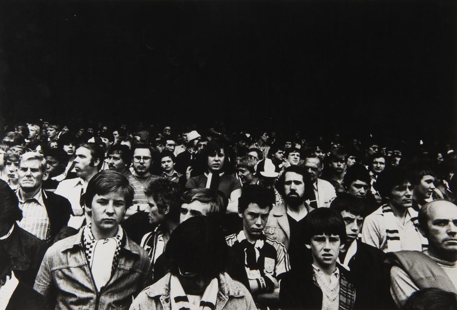 West Ham football supporters 1976, Dick Scott-Stewart