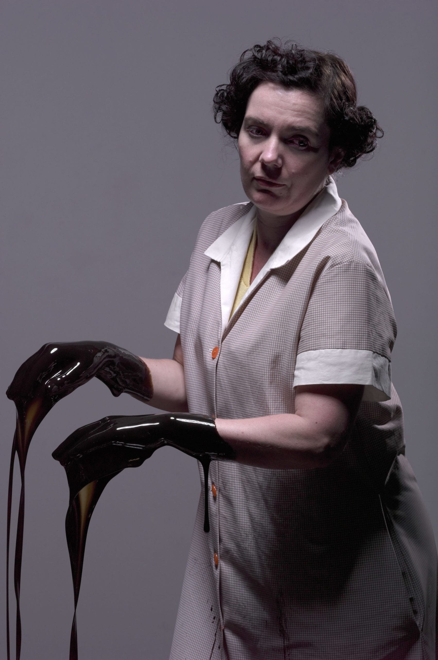 Black country Factory Worker, 2010
