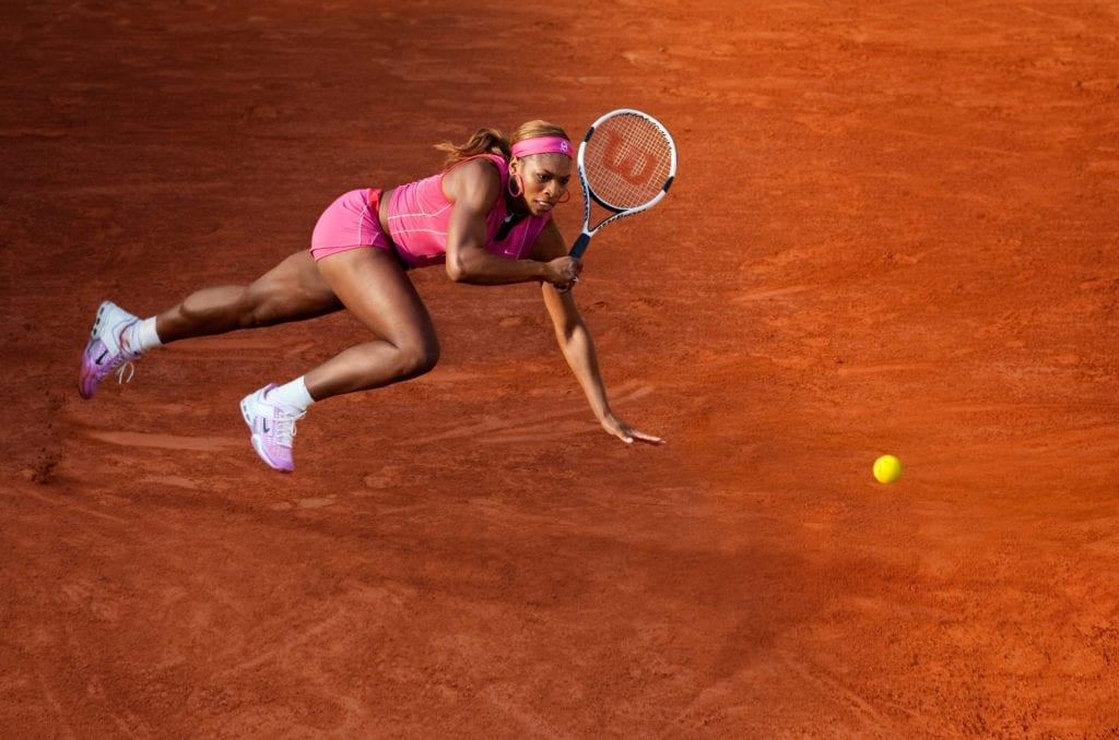Bob Martin (British, born 1959). Serena, 2004, printed 2016. Inkjet print, 8 1/2 x 12 7/8 in. (21.6 x 32.8cm). Courtesy Bob Martin