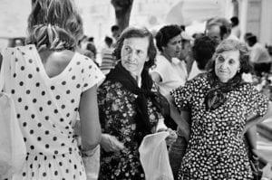 Mallorca, 1982. By David Peat. © David Peat Estate, courtesy of St Andrews University Library.