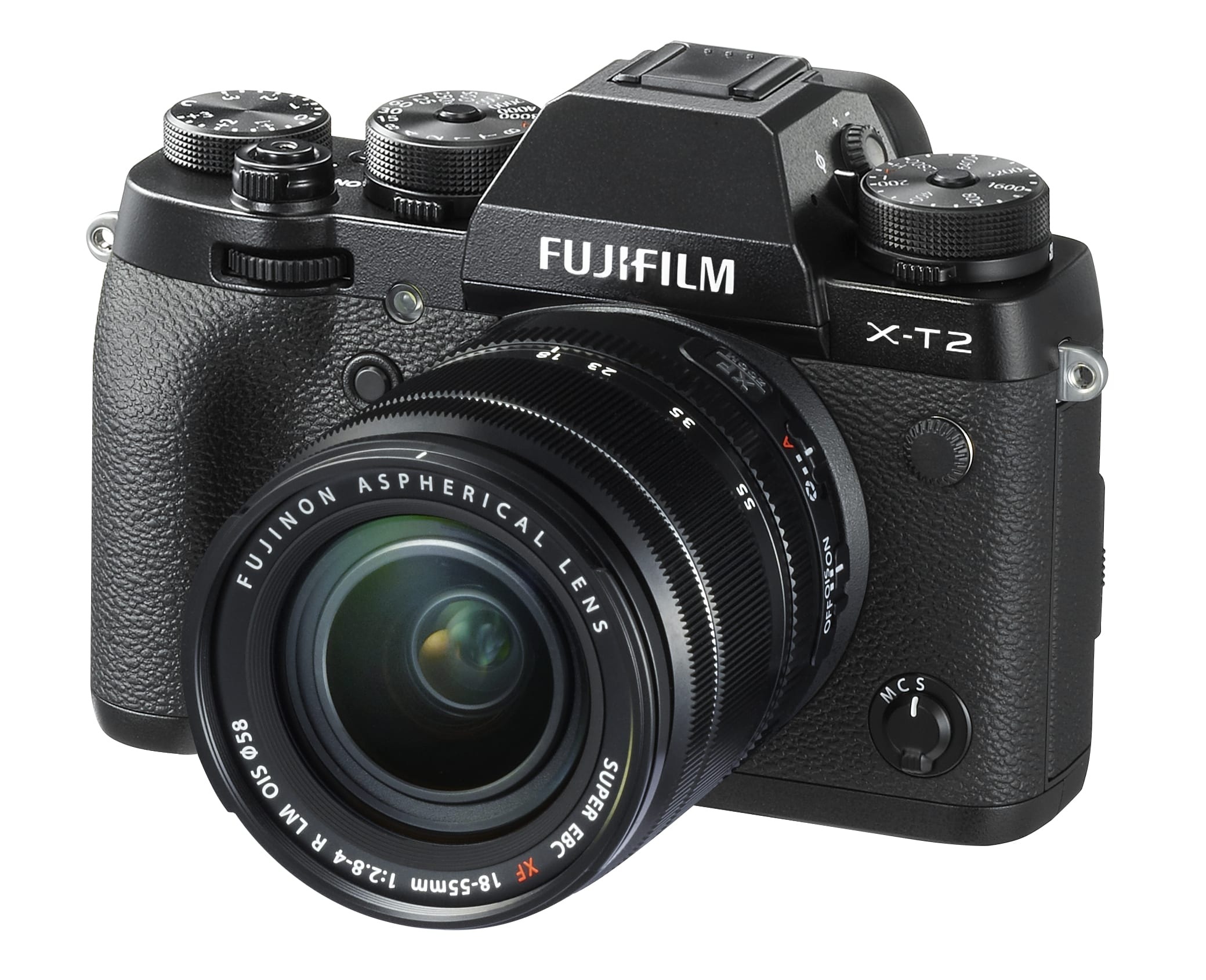 Fuji unveils new flagship mirrorless camera – British